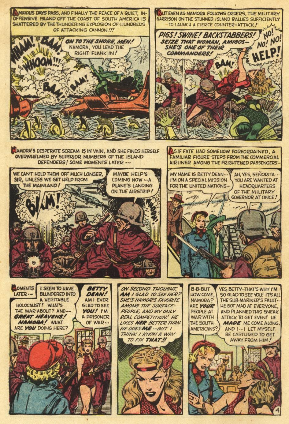 Sub-Mariner Comics #35 #35 - English 6