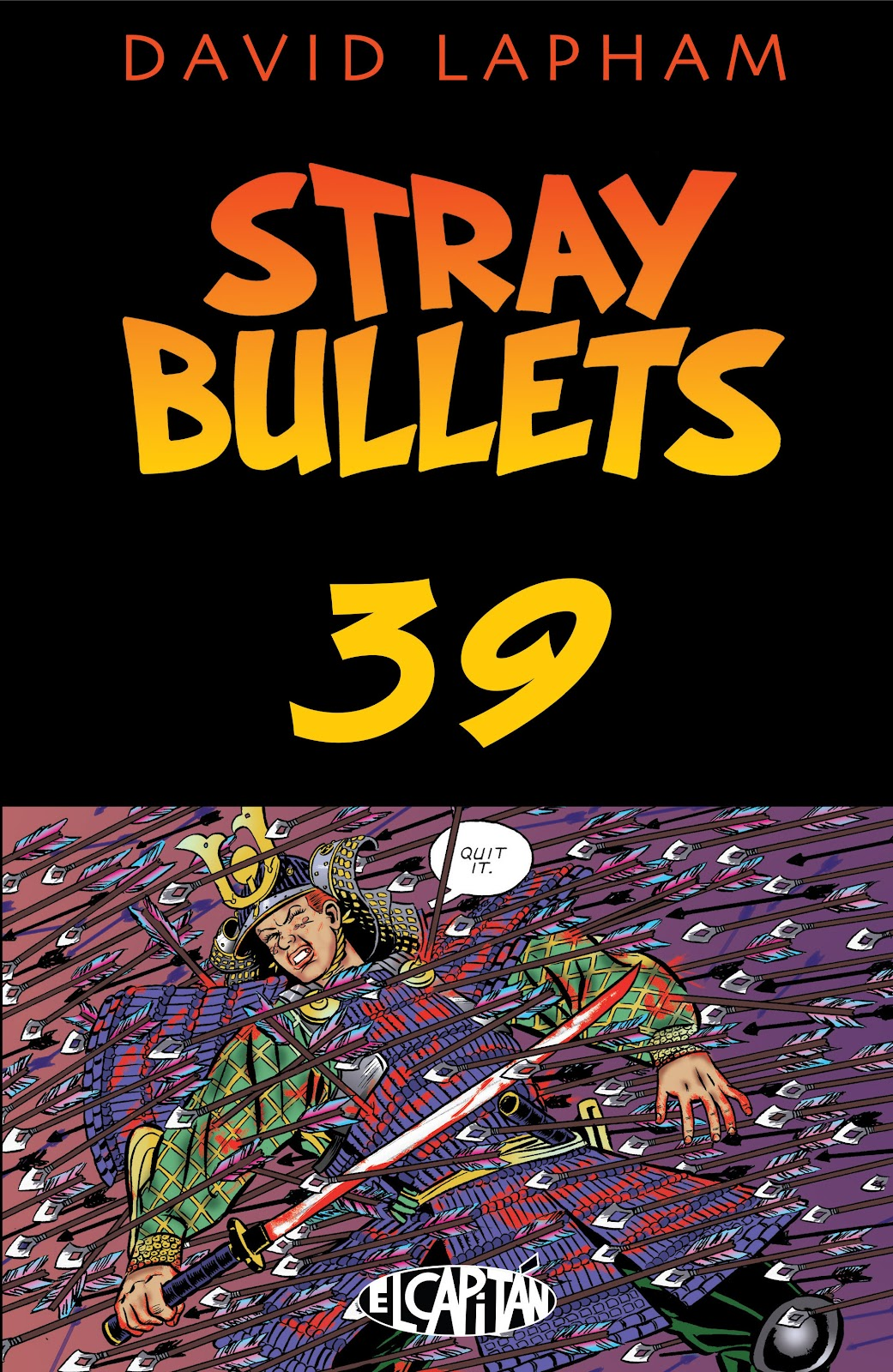 Stray Bullets Issue #39 #39 - English 1