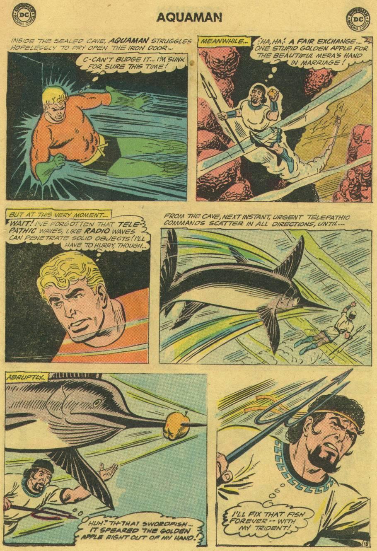 Aquaman (1962) Issue #17 #17 - English 25