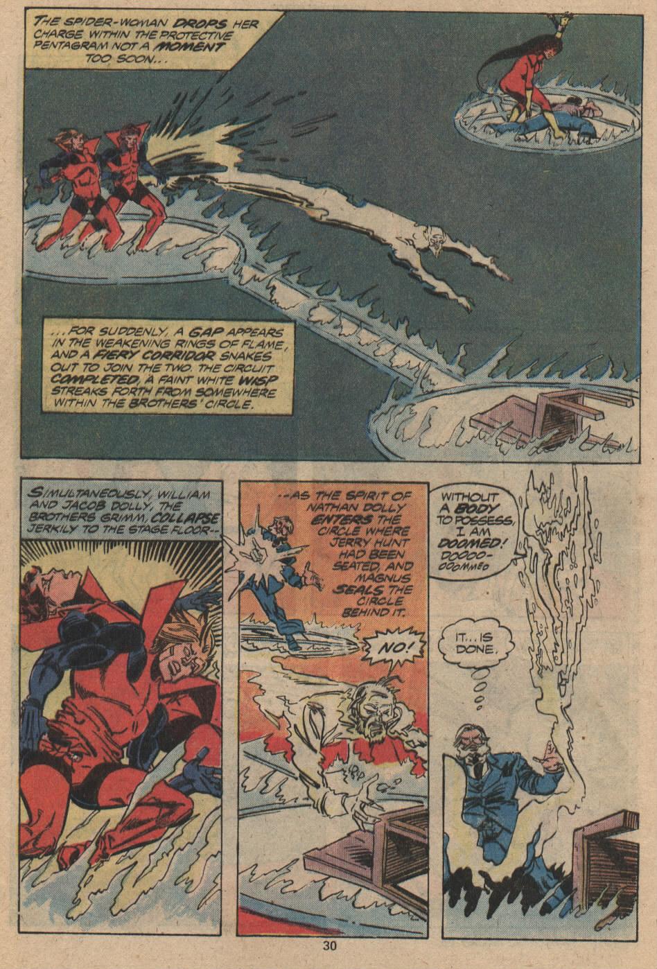 Spider-Woman (1978) #12 #39 - English 18