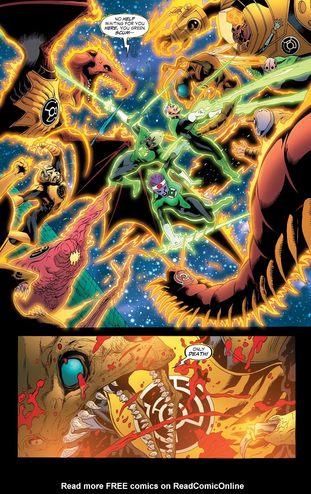 Green Lantern: The Sinestro Corps War Full #1 - English 72