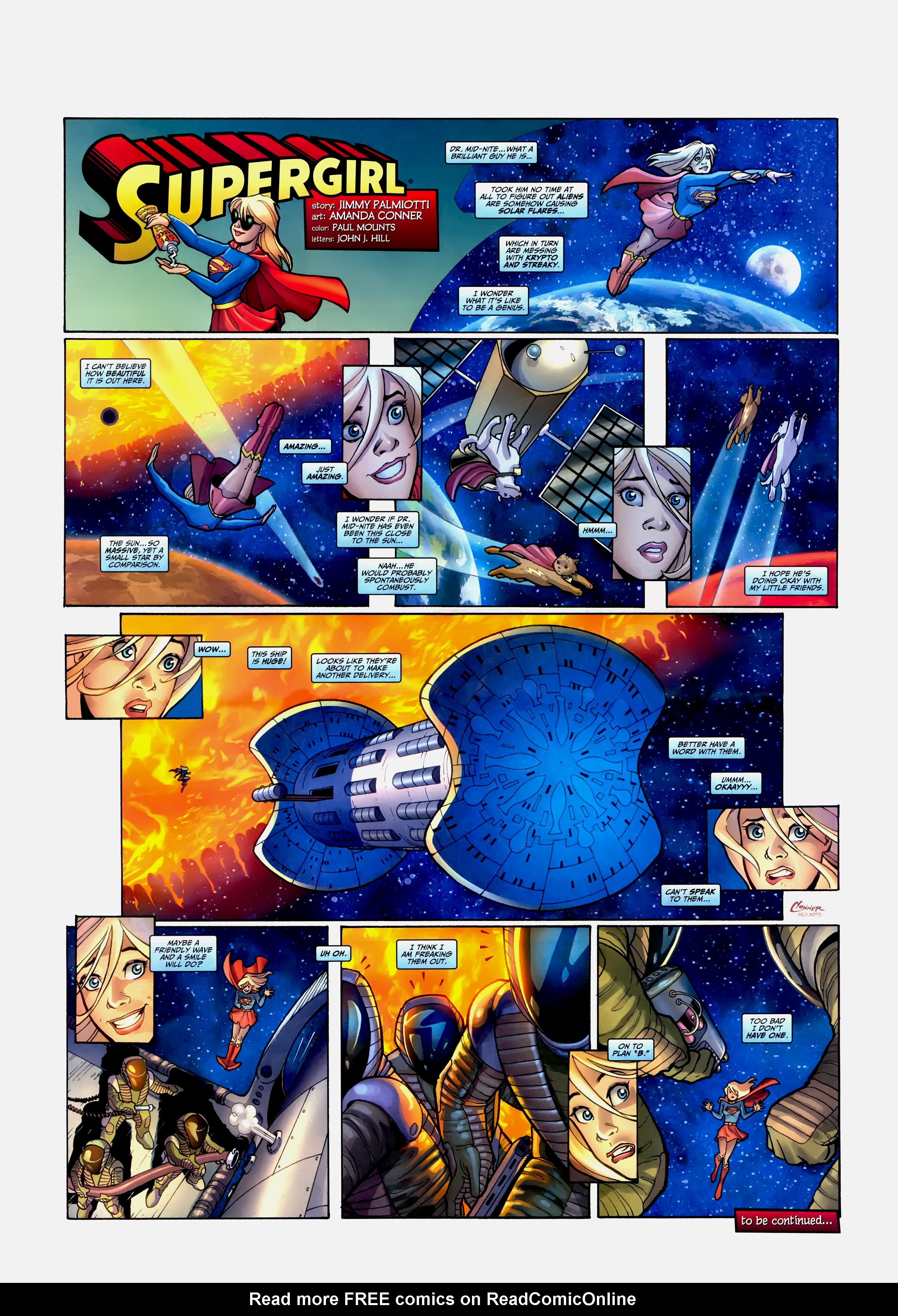 Read online Wednesday Comics comic -  Issue #10 - 8