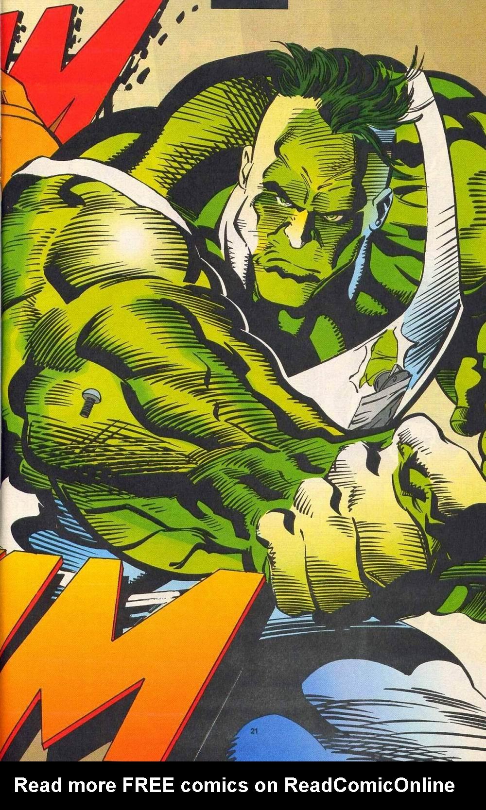 Read online Secret Defenders comic -  Issue #11 - 17