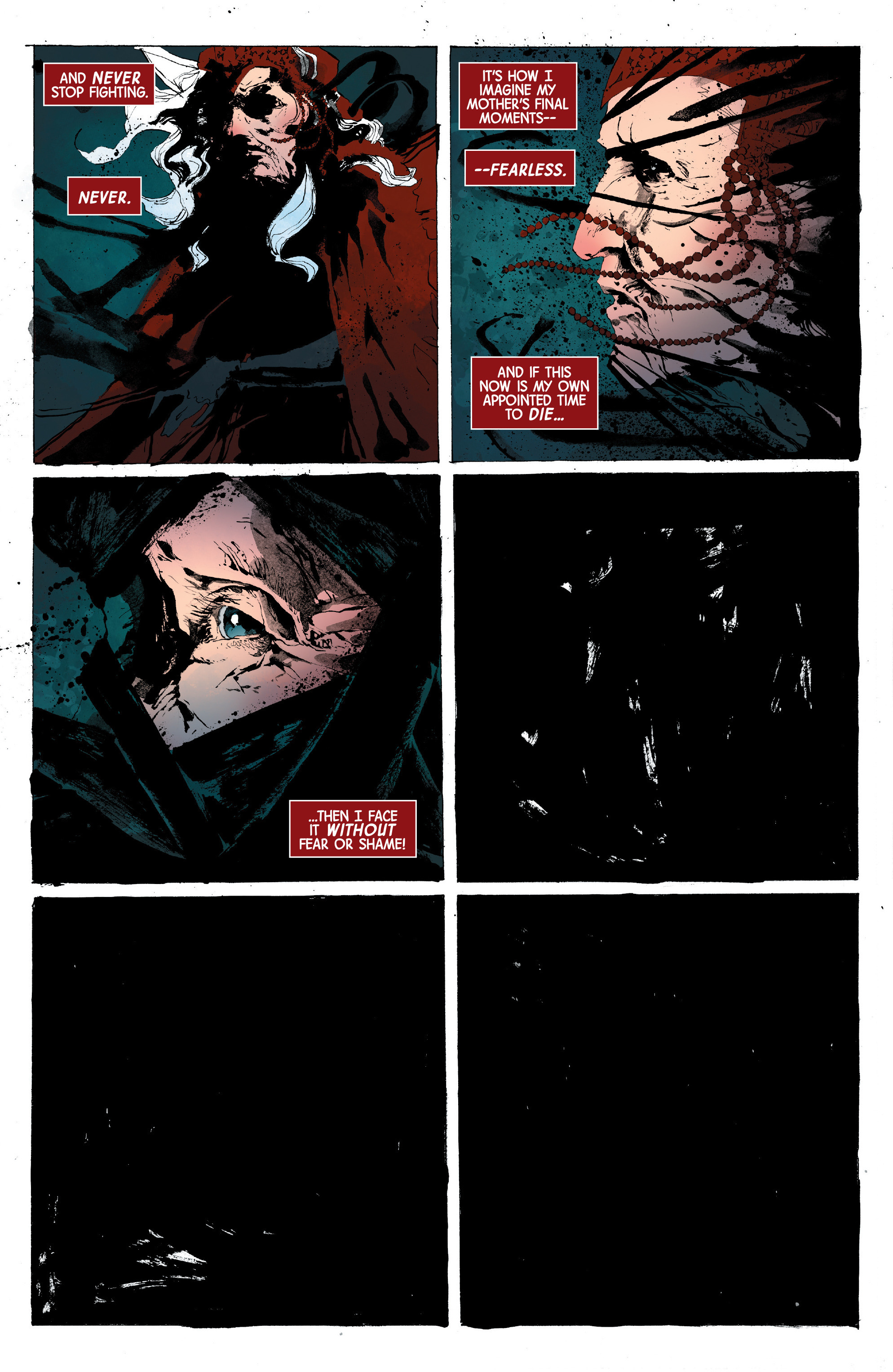 Read online Scarlet Witch (2016) comic -  Issue #13 - 17