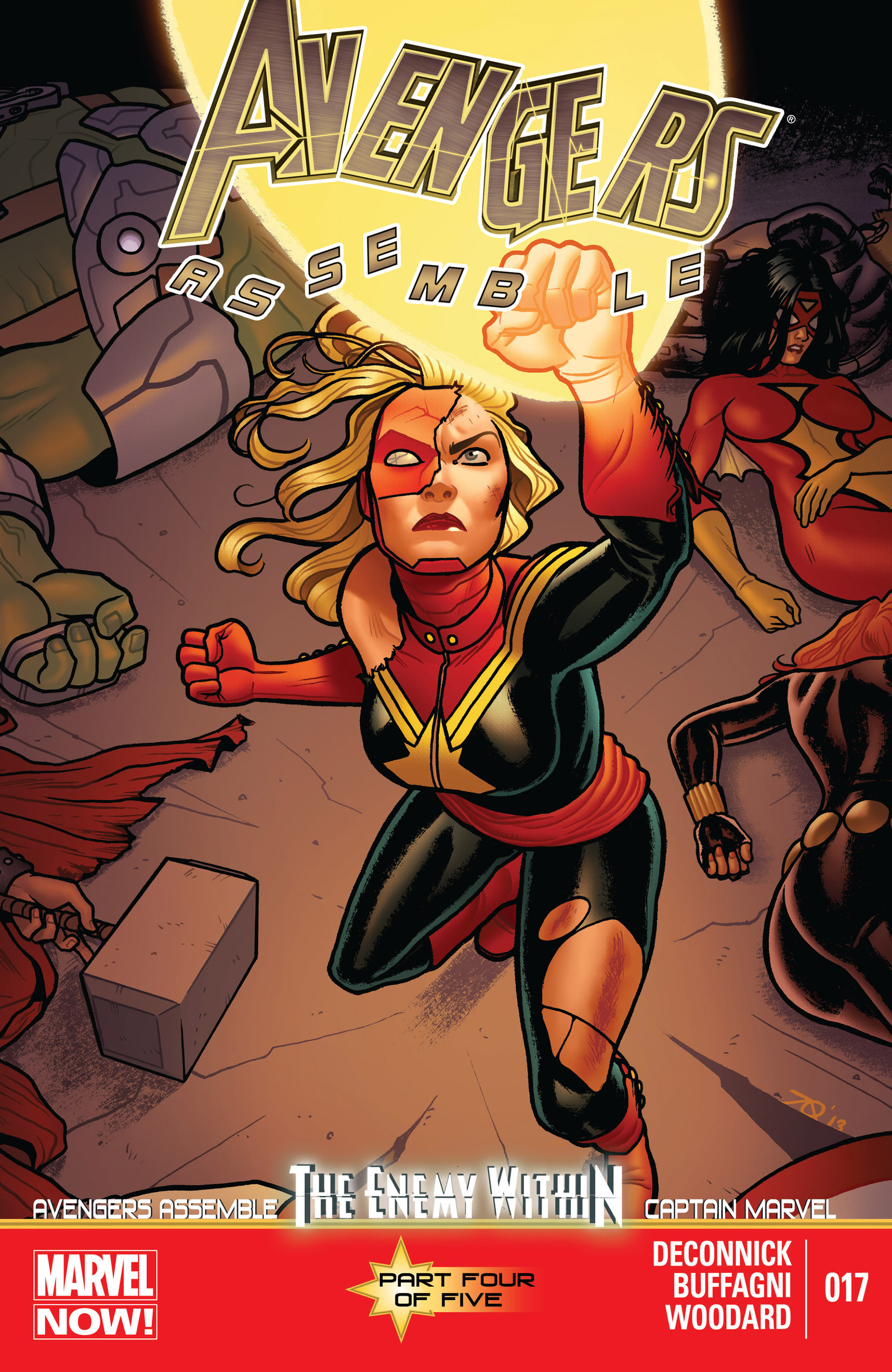 Avengers Assemble (2012) 17 Page 1