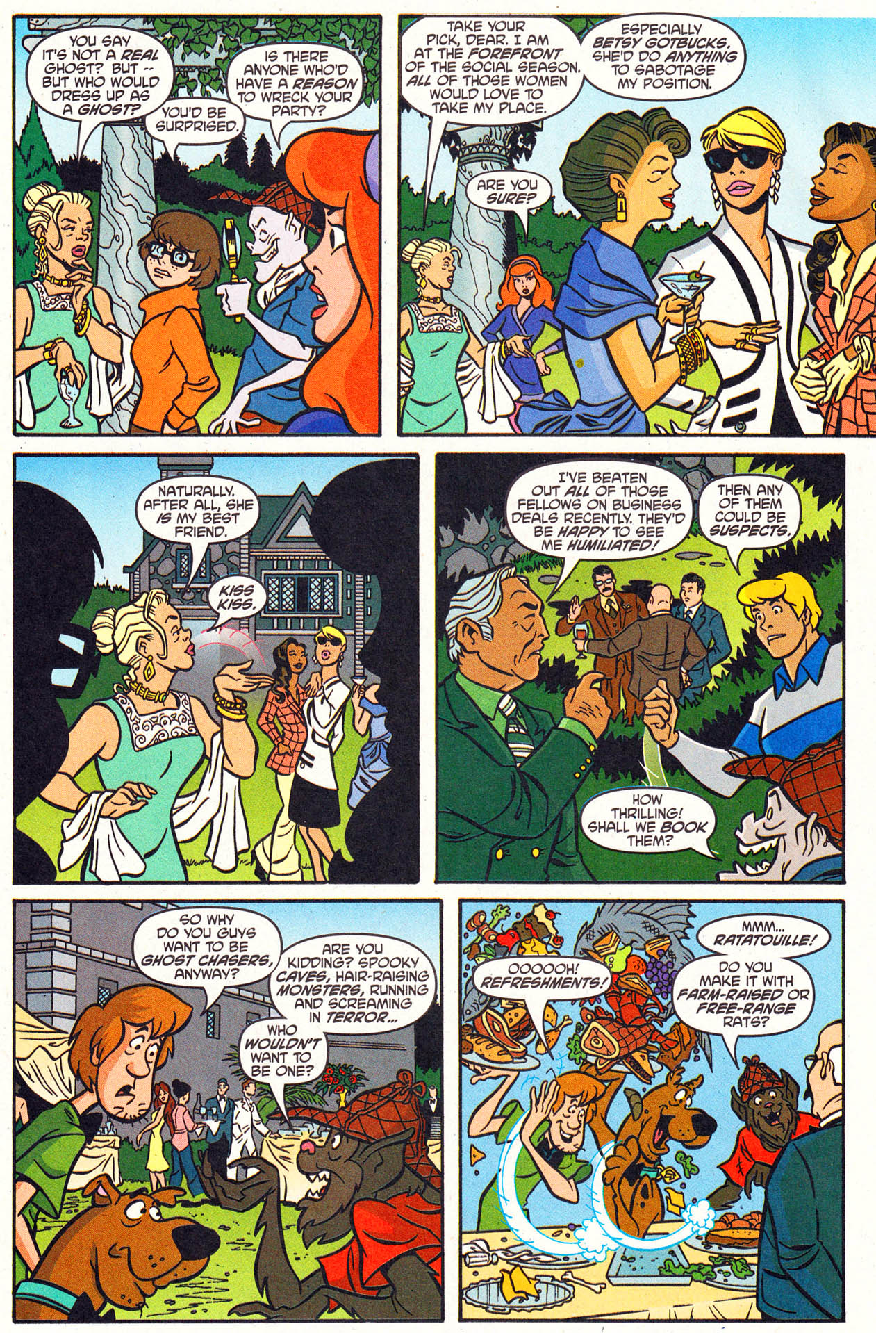 Read online Scooby-Doo (1997) comic -  Issue #111 - 8