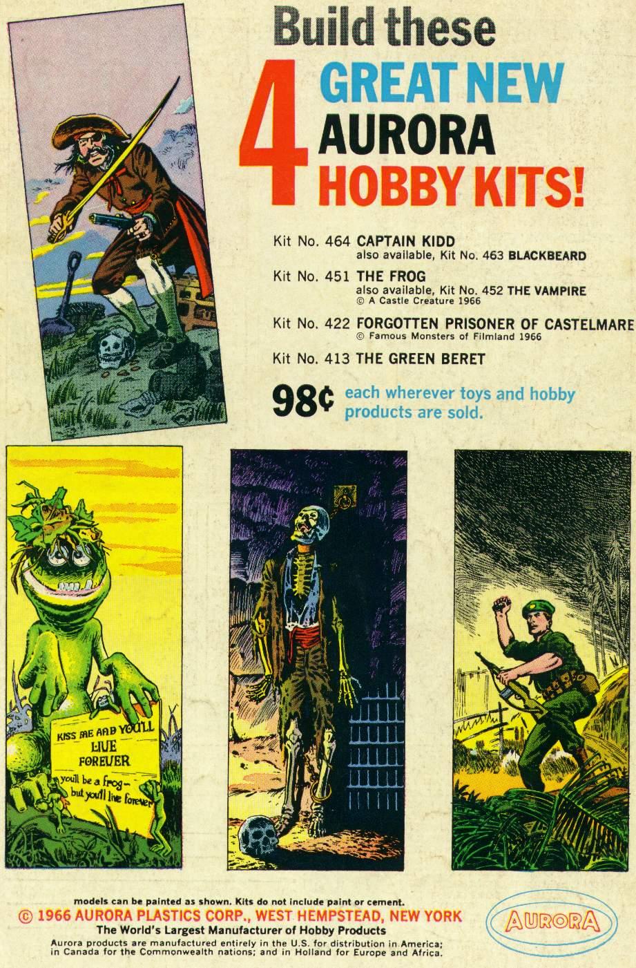 Aquaman (1962) Issue #30 #30 - English 36