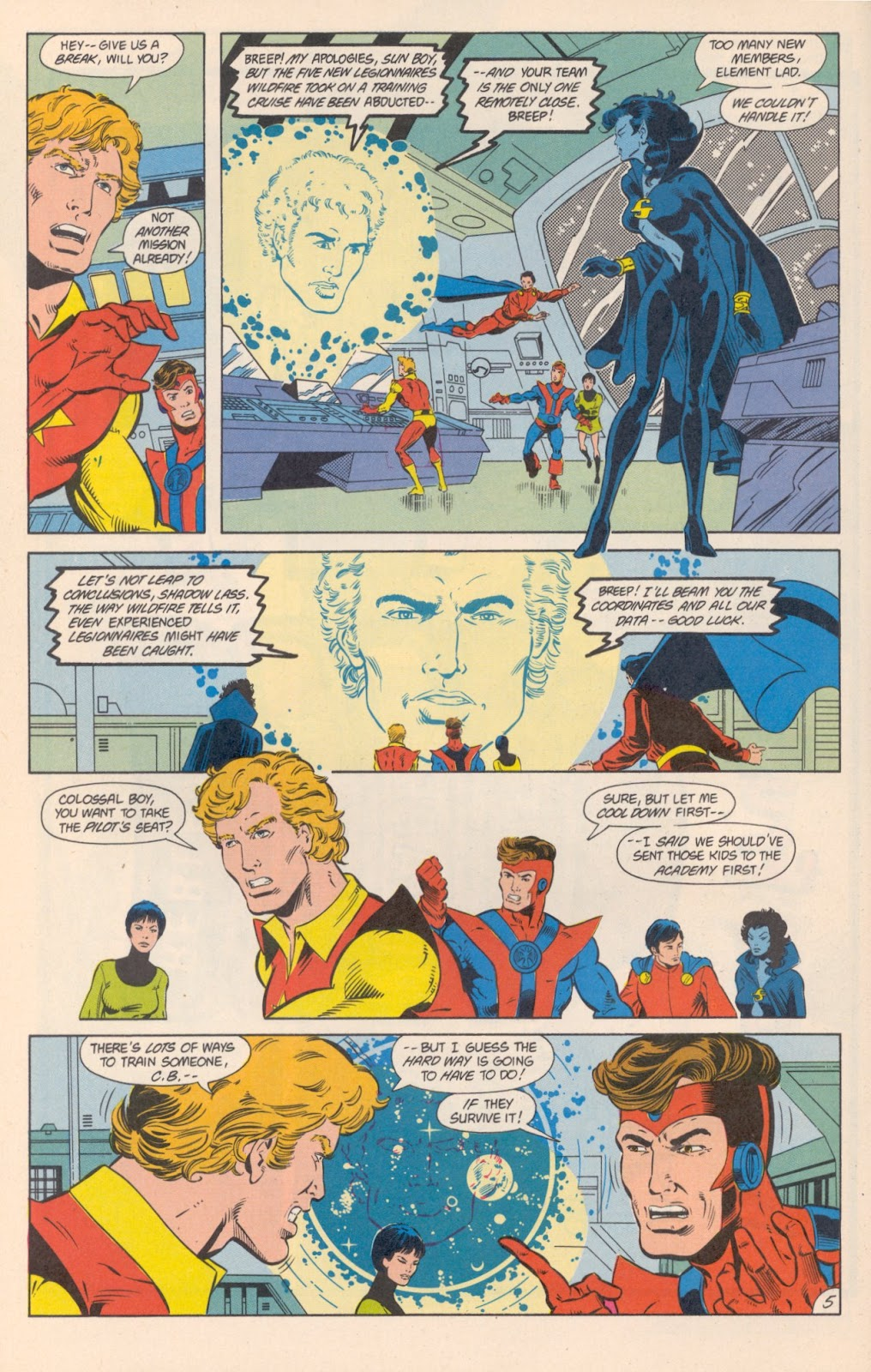 Tales of the Legion Issue #340 #27 - English 6