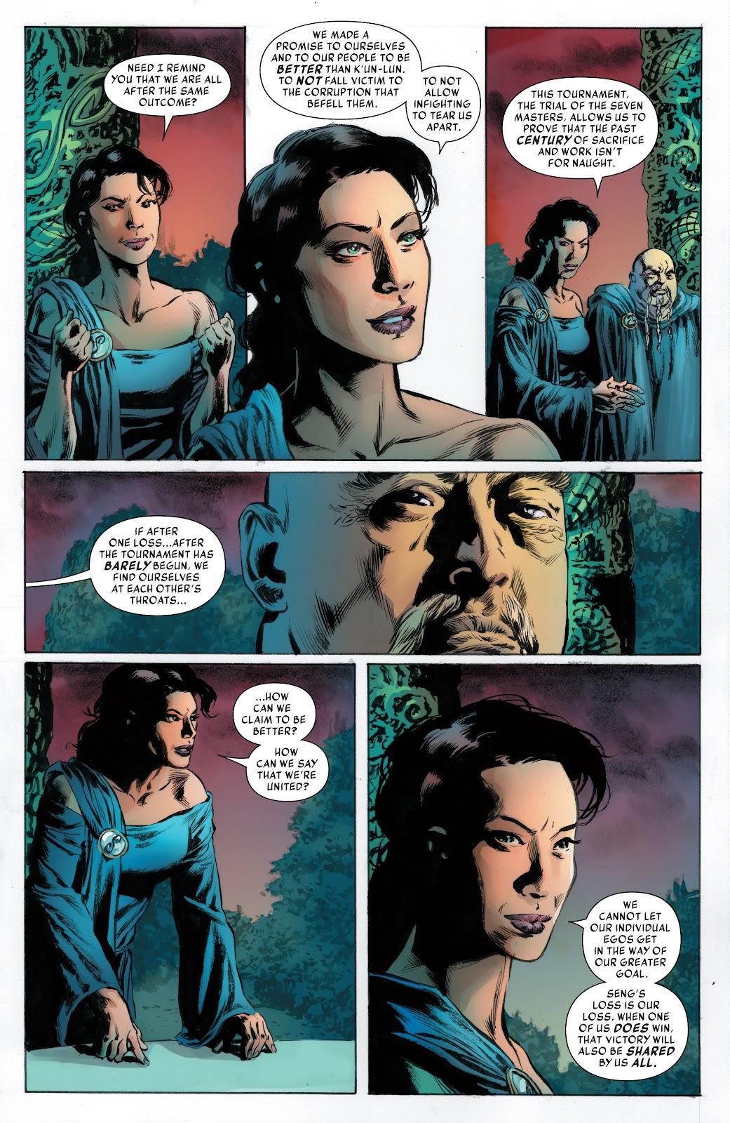 Iron Fist (2017) Issue #2 #2 - English 14