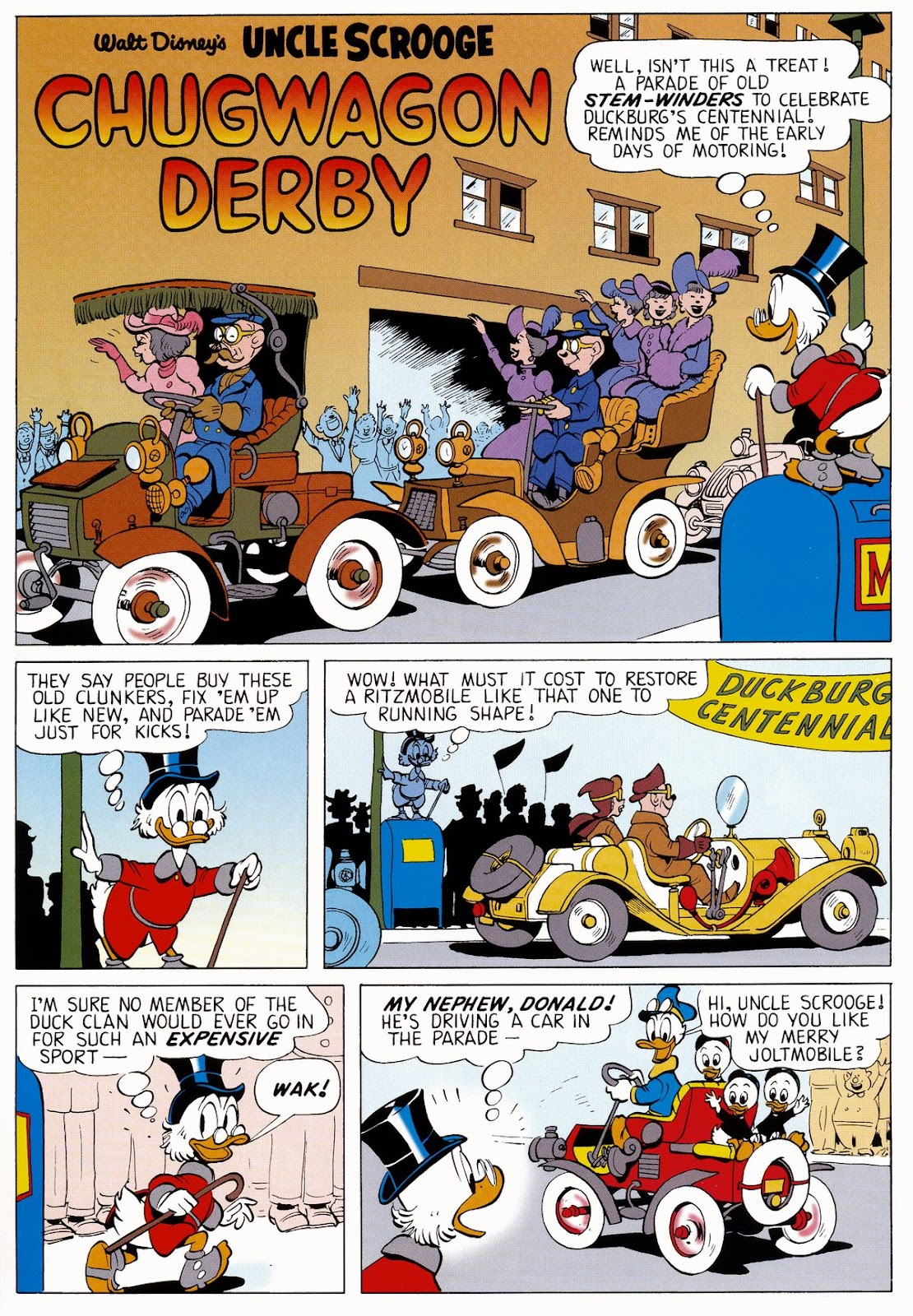 Uncle Scrooge (1953) Issue #327 #327 - English 33