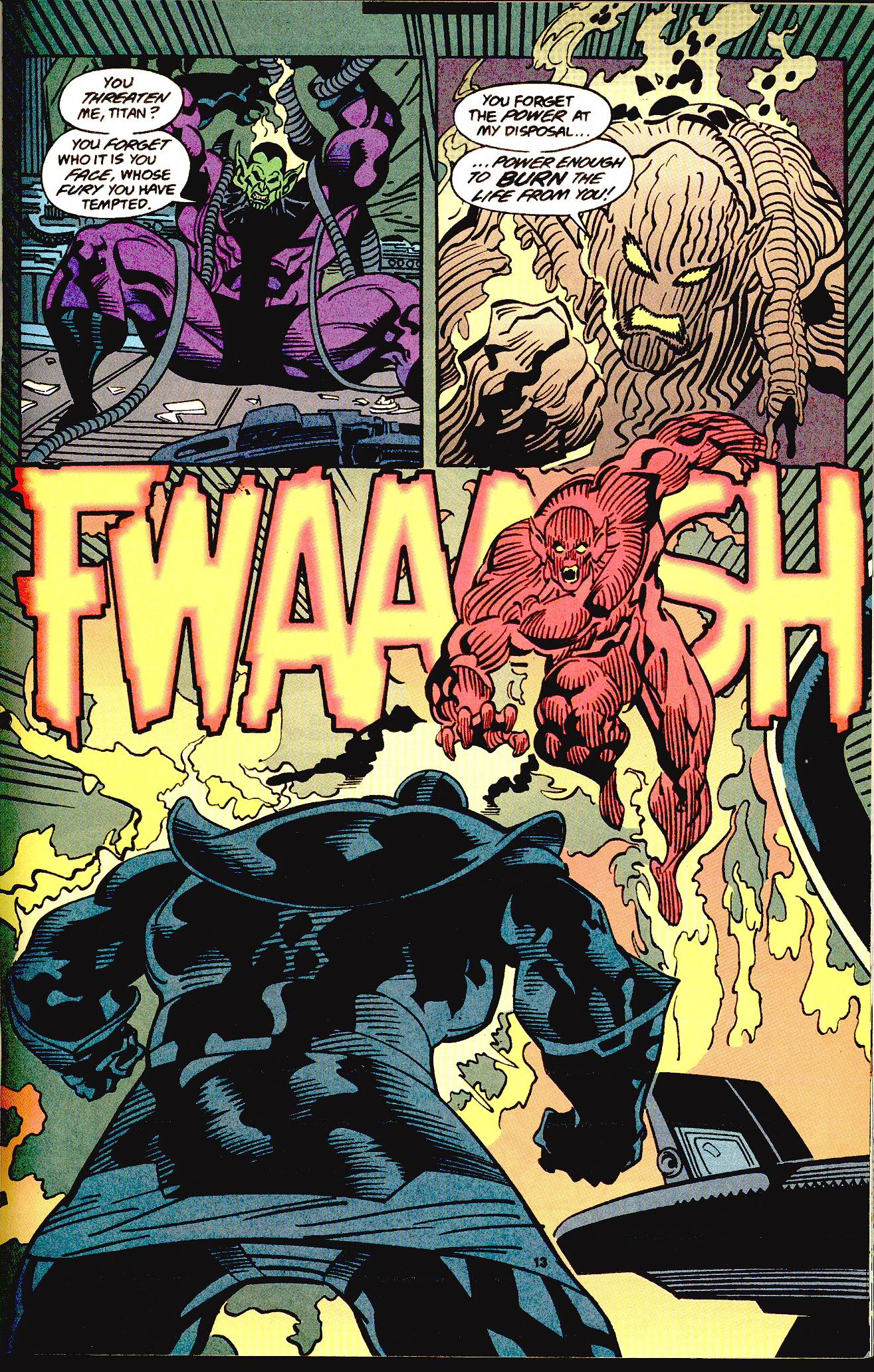Read online Secret Defenders comic -  Issue #12 - 8