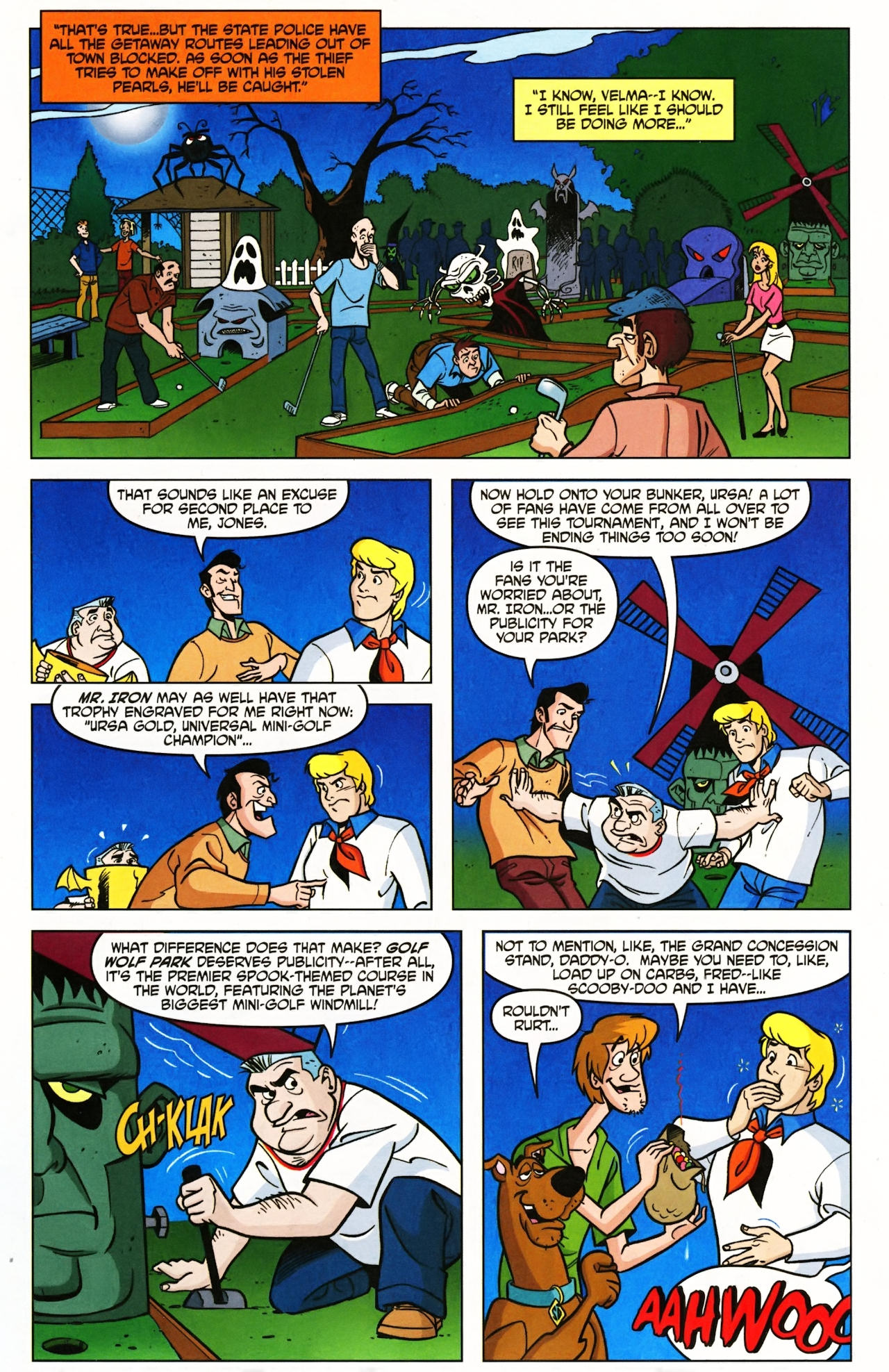 Read online Scooby-Doo (1997) comic -  Issue #144 - 11