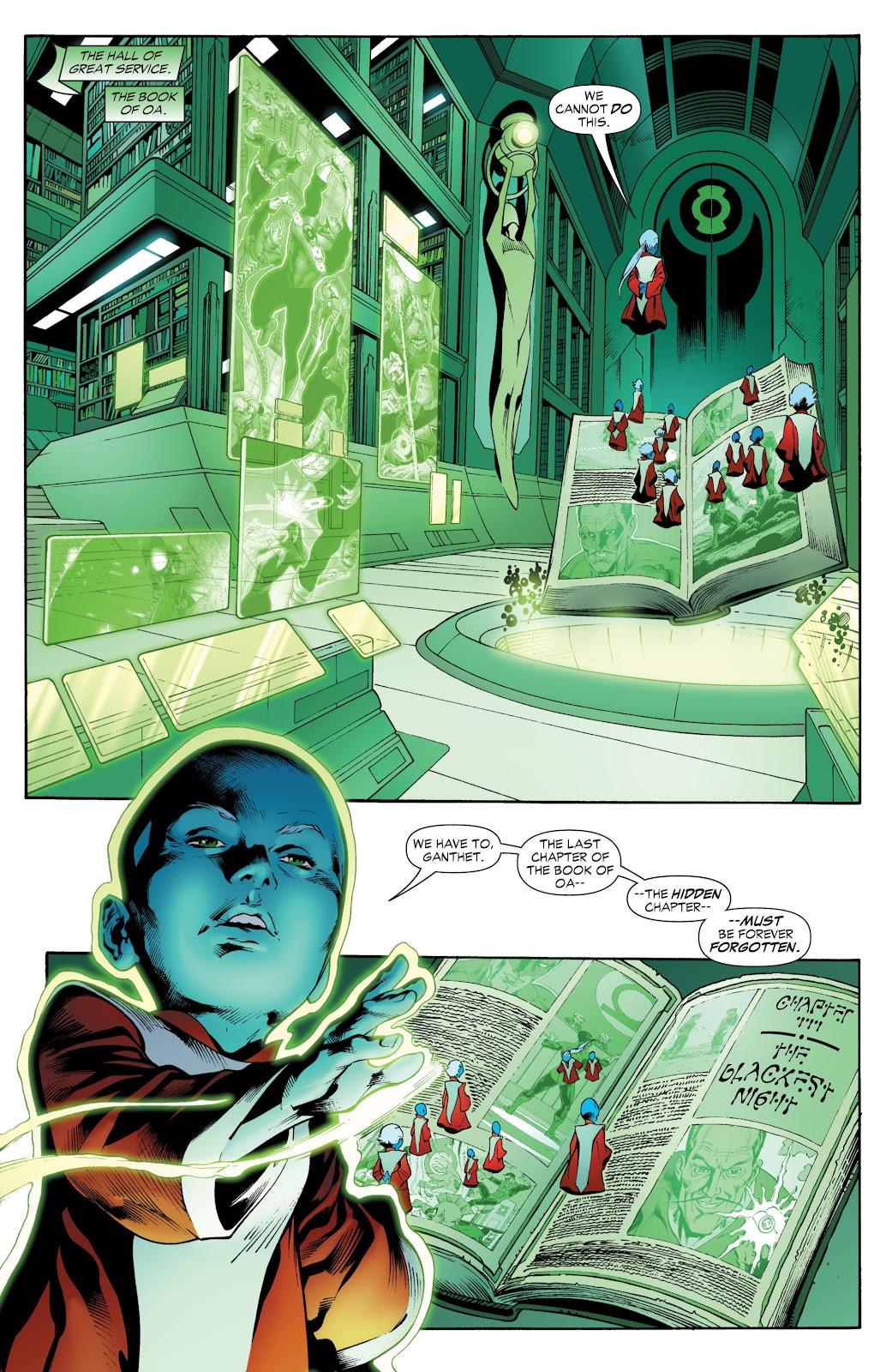 Green Lantern: The Sinestro Corps War Full #1 - English 56
