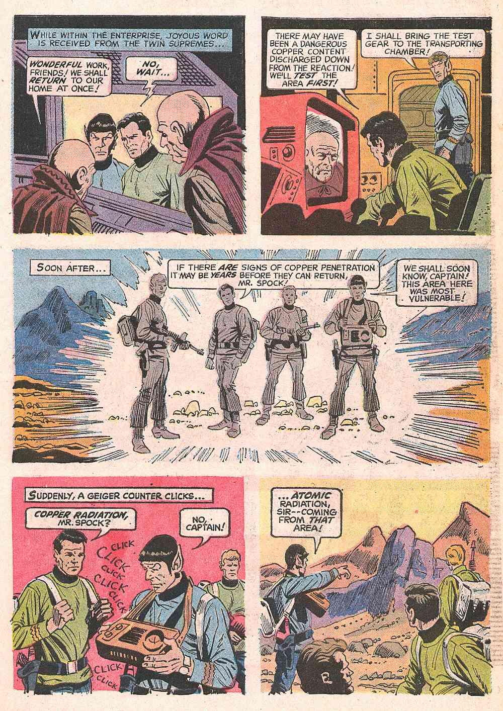 Star Trek (1967) Issue #5 #5 - English 22