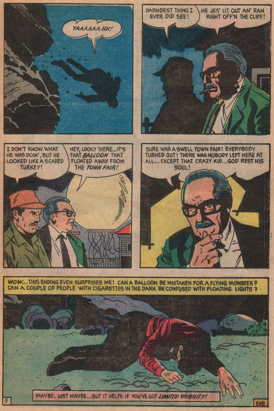 Read online Scary Tales comic -  Issue #17 - 9