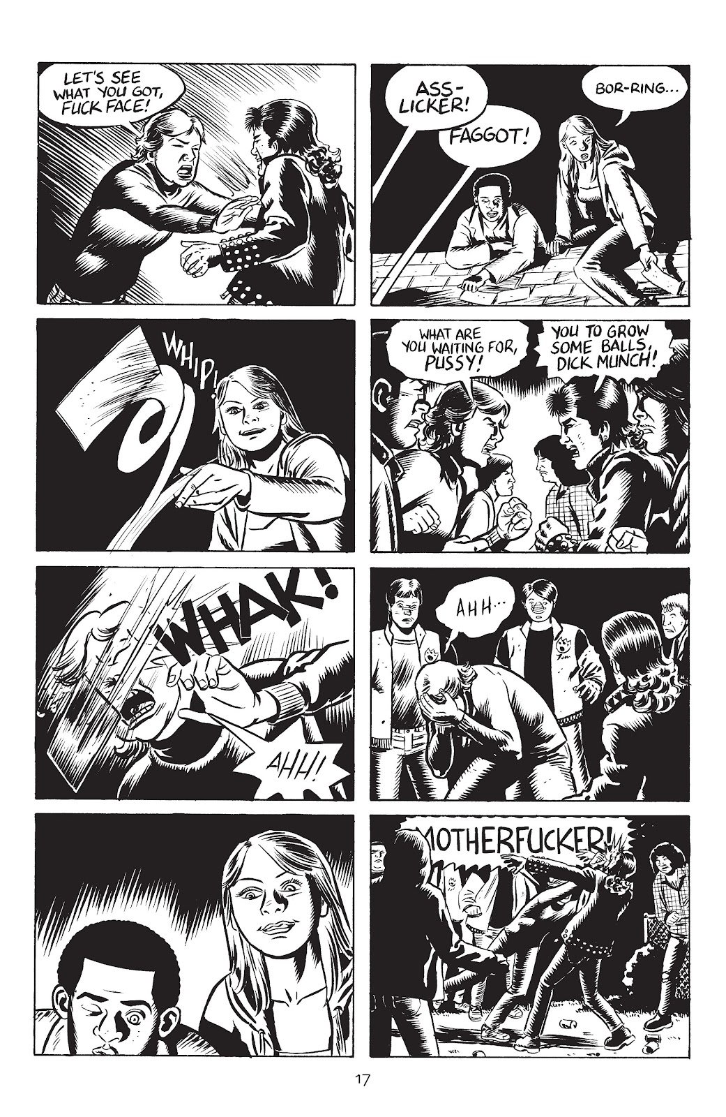 Stray Bullets Issue #33 #33 - English 19