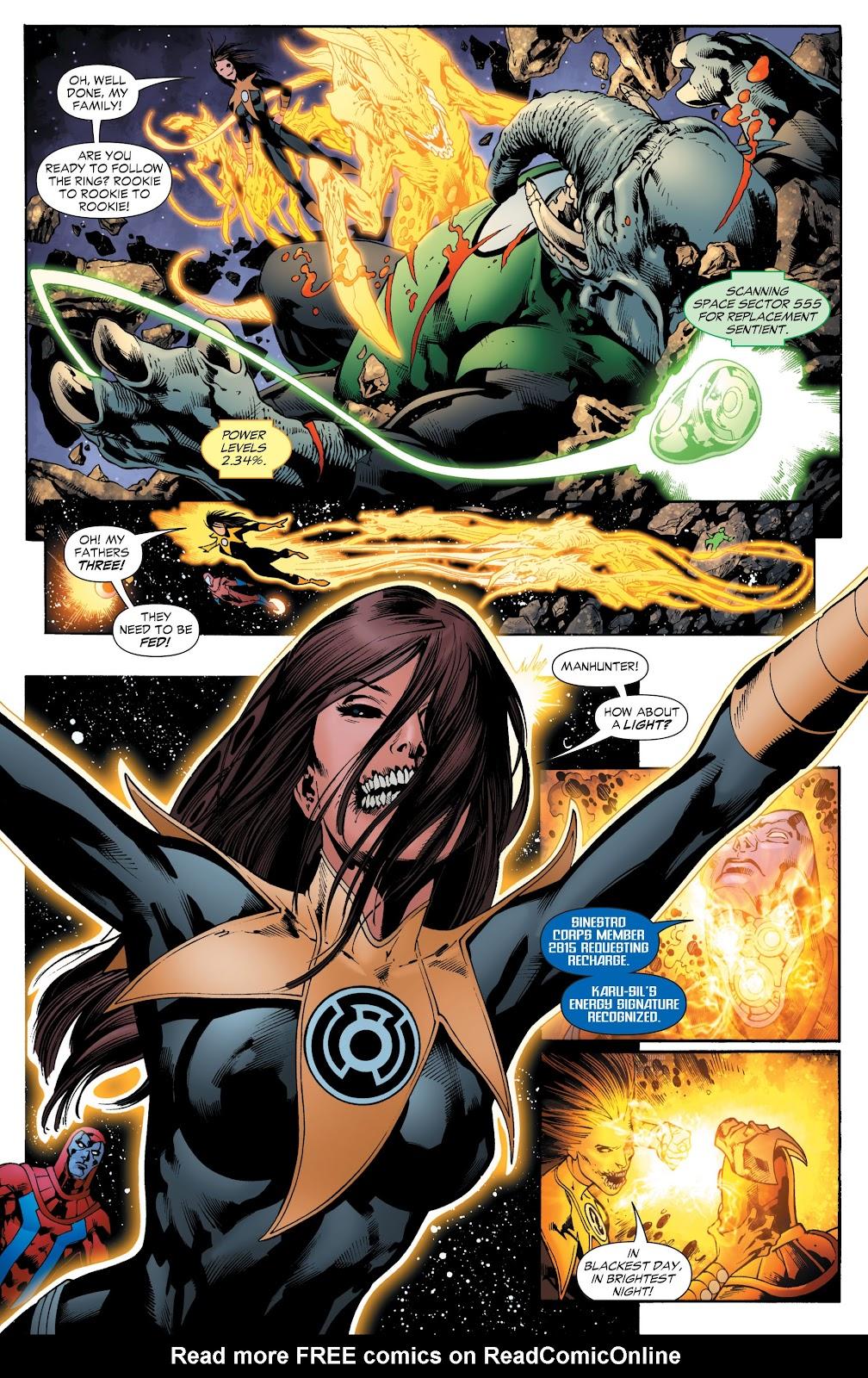 Green Lantern: The Sinestro Corps War Full #1 - English 58