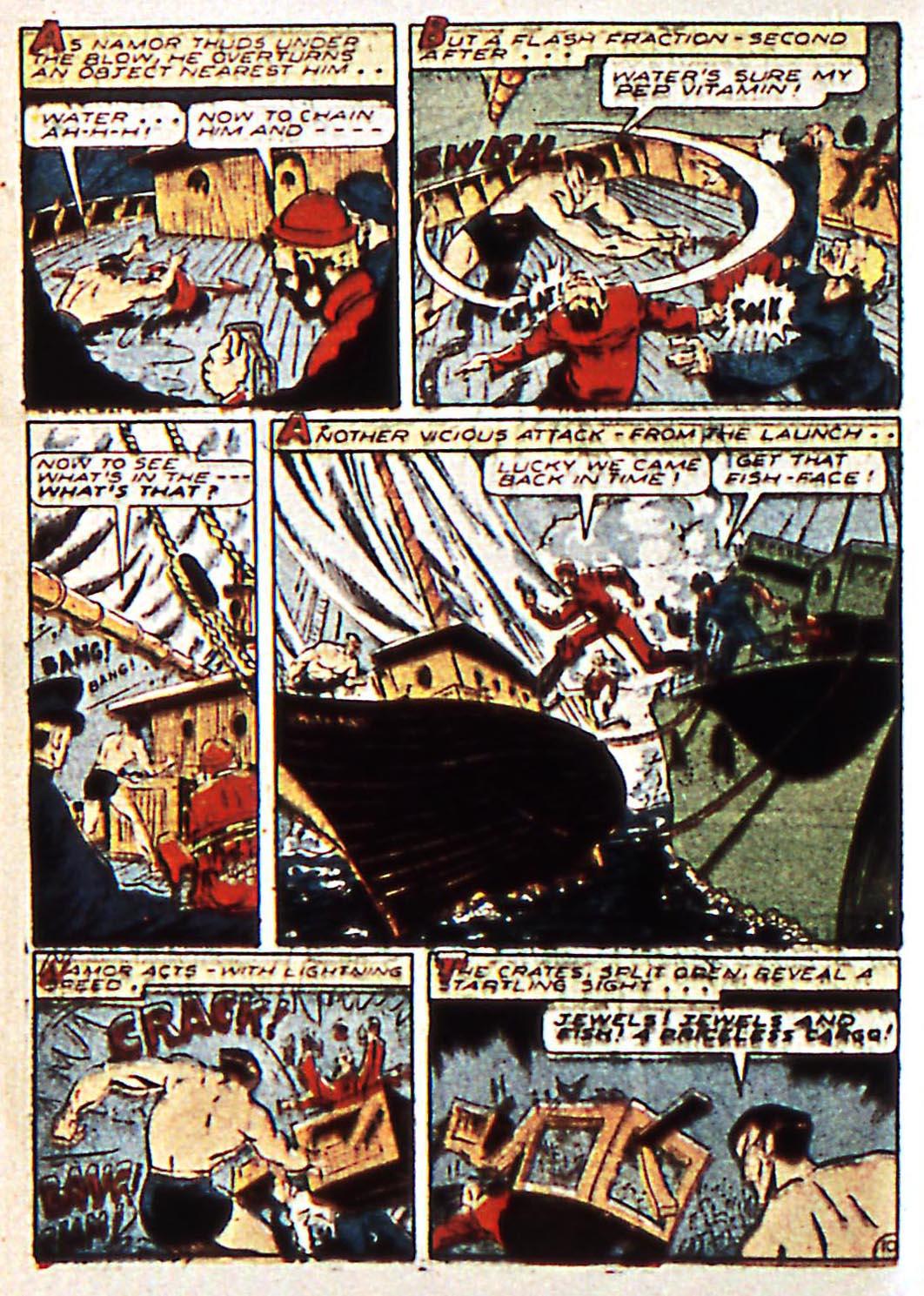Sub-Mariner Comics Issue #17 #17 - English 12