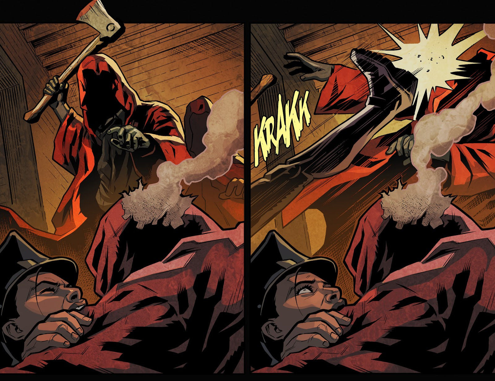 Injustice: Gods Among Us Year Four Issue #2 #3 - English 9