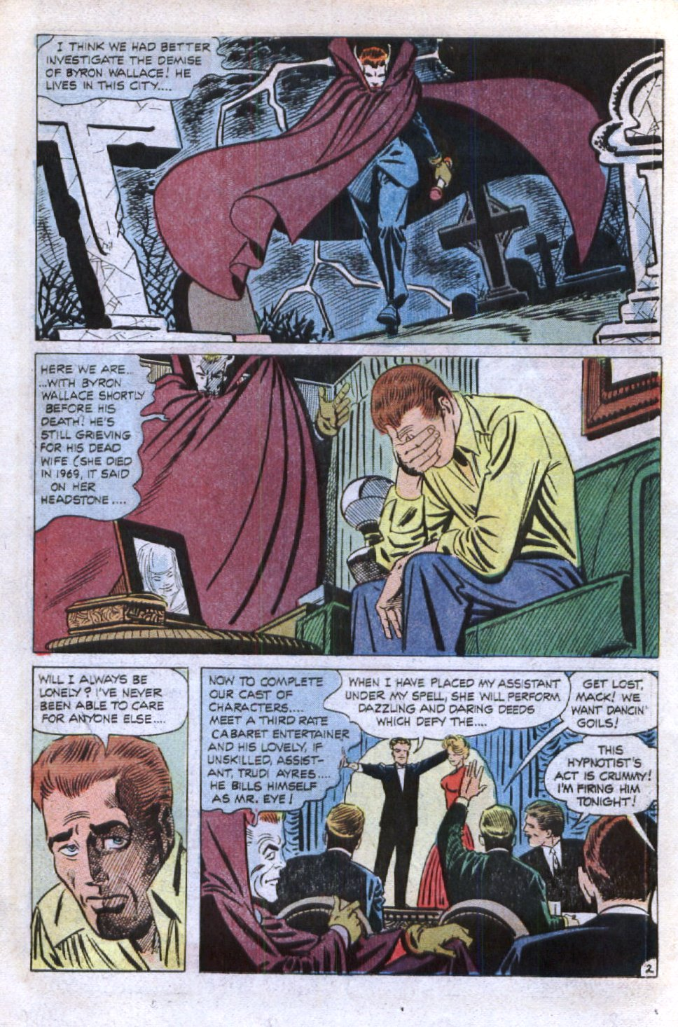 Read online Scary Tales comic -  Issue #34 - 26