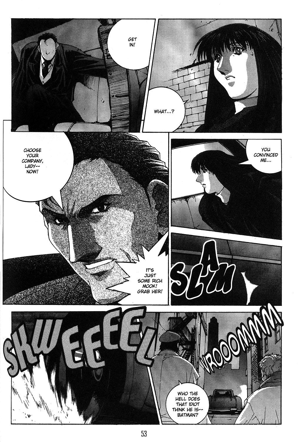 Read online Batman: Child of Dreams comic -  Issue # Full - 51