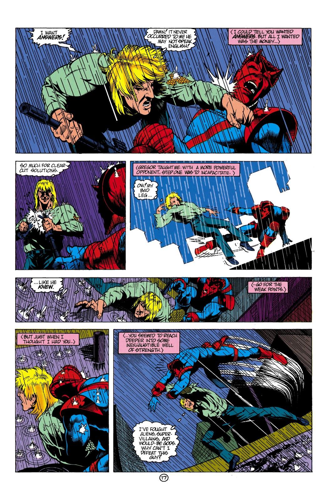 Aquaman (1991) Issue #8 #8 - English 18