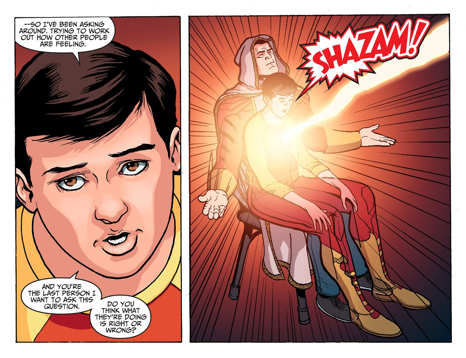 Injustice: Gods Among Us [I] Issue #19 #20 - English 21