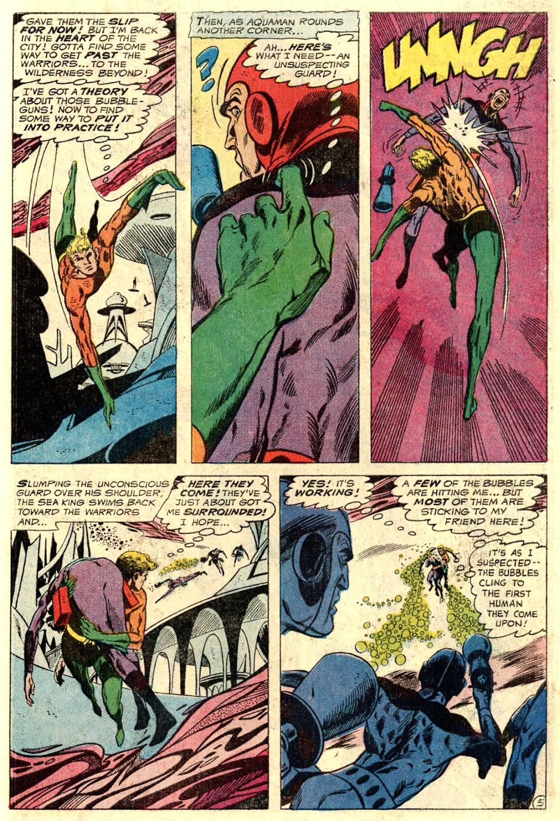 Aquaman (1962) Issue #51 #51 - English 7