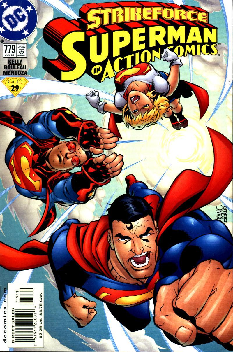 Action Comics (1938) 779 Page 1