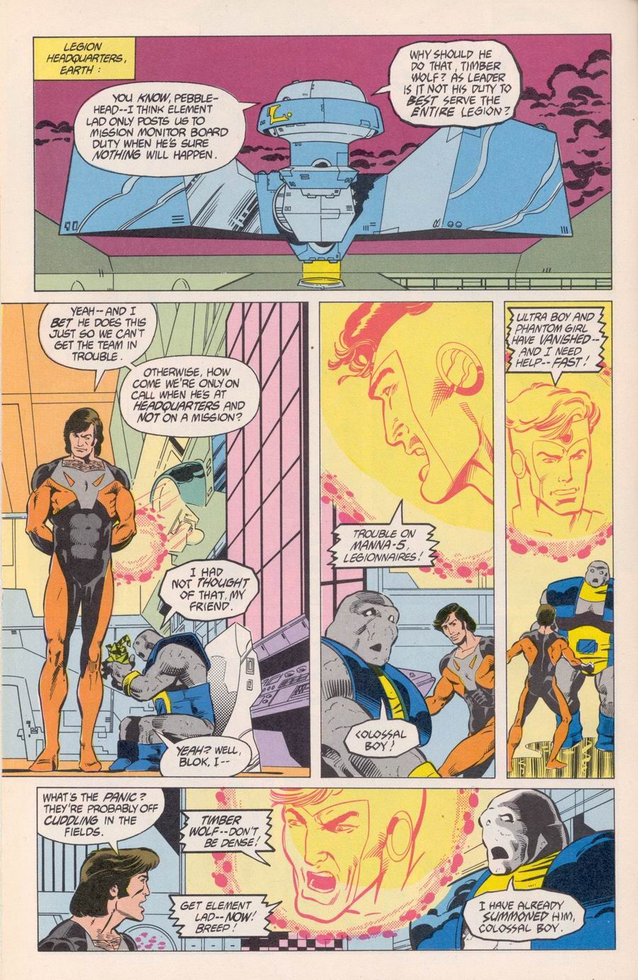 Tales of the Legion Issue #344 #31 - English 5