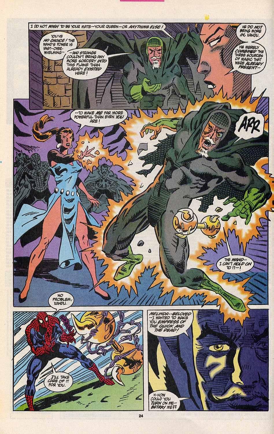 Read online Secret Defenders comic -  Issue #8 - 18