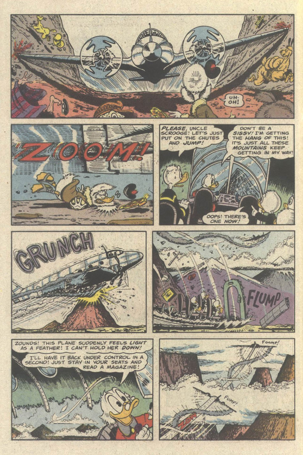 Uncle Scrooge (1953) Issue #219 #219 - English 14