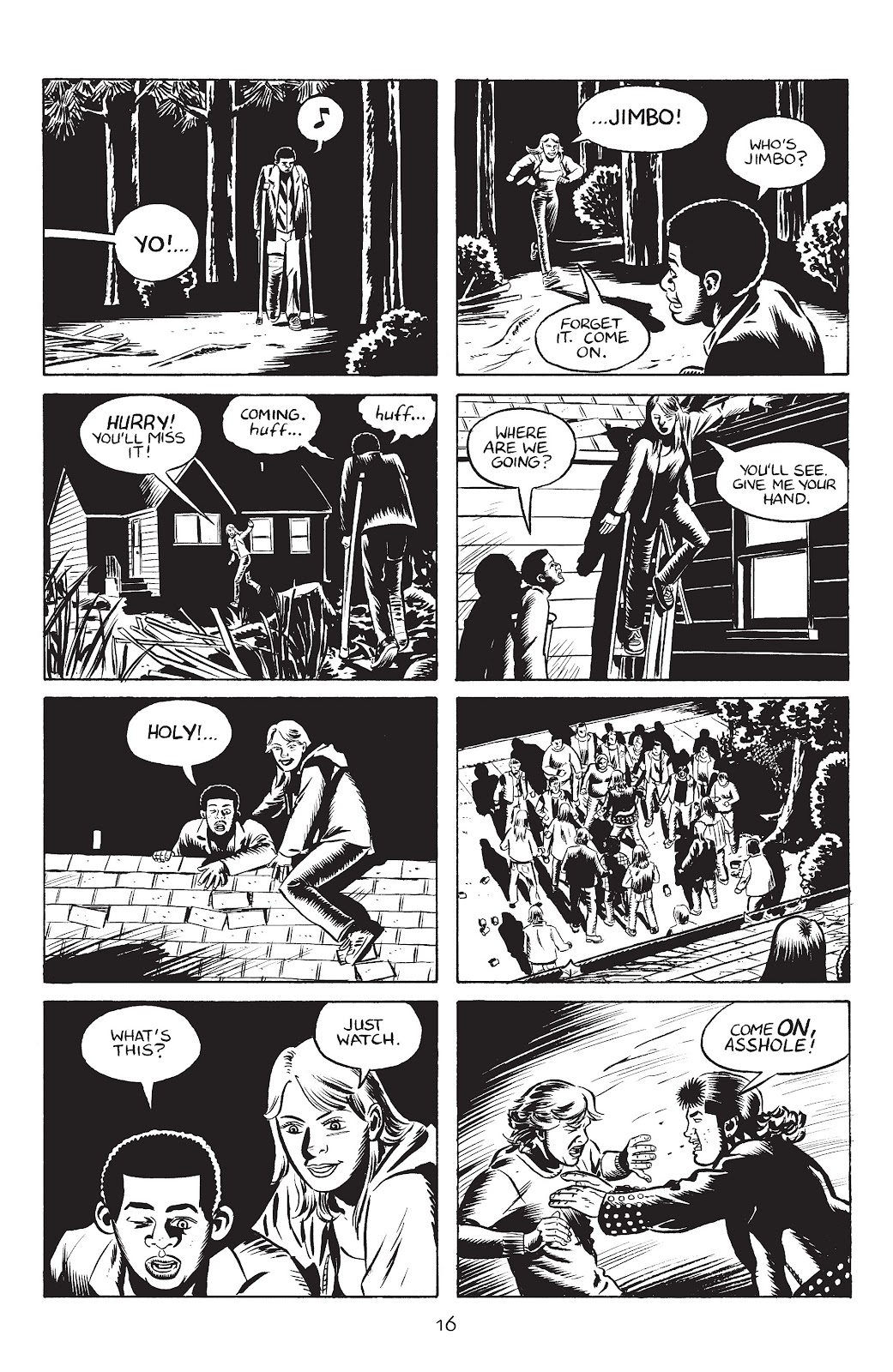 Stray Bullets Issue #33 #33 - English 18