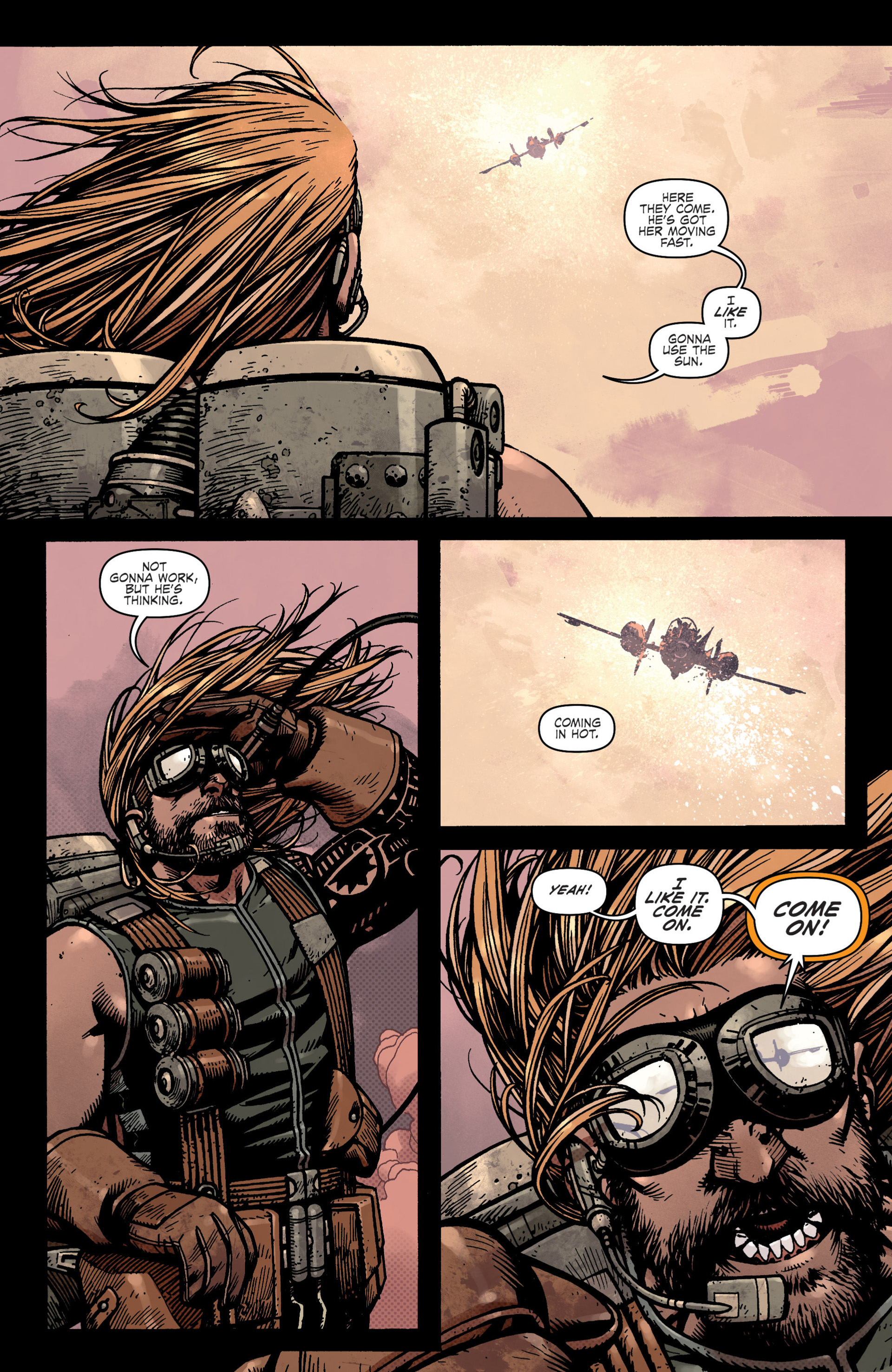 Wild Blue Yonder 3 Page 5