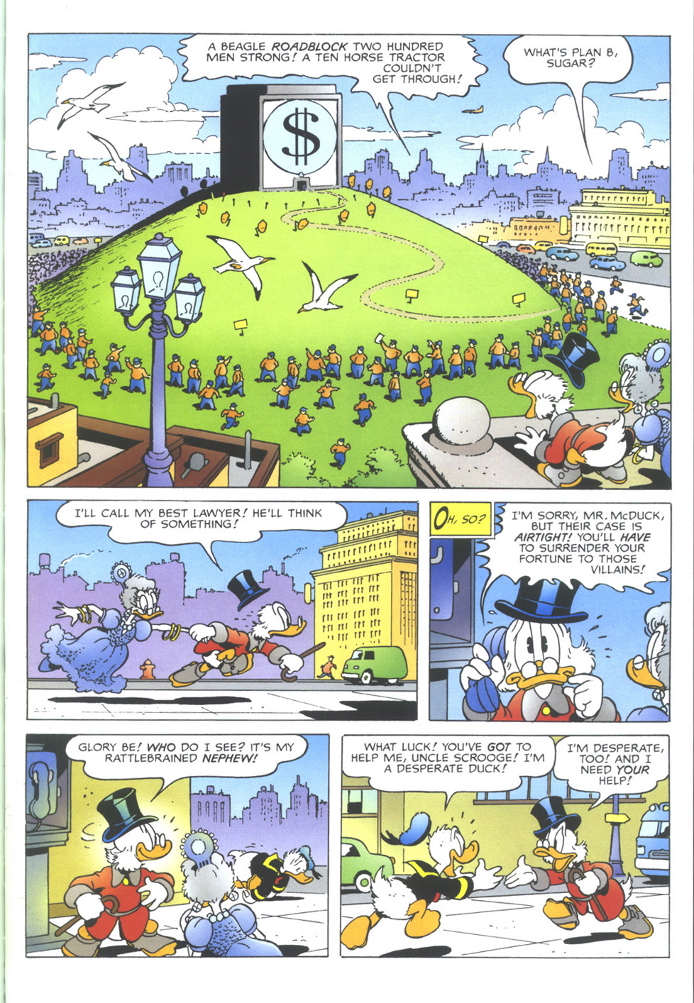 Uncle Scrooge (1953) Issue #350 #350 - English 57