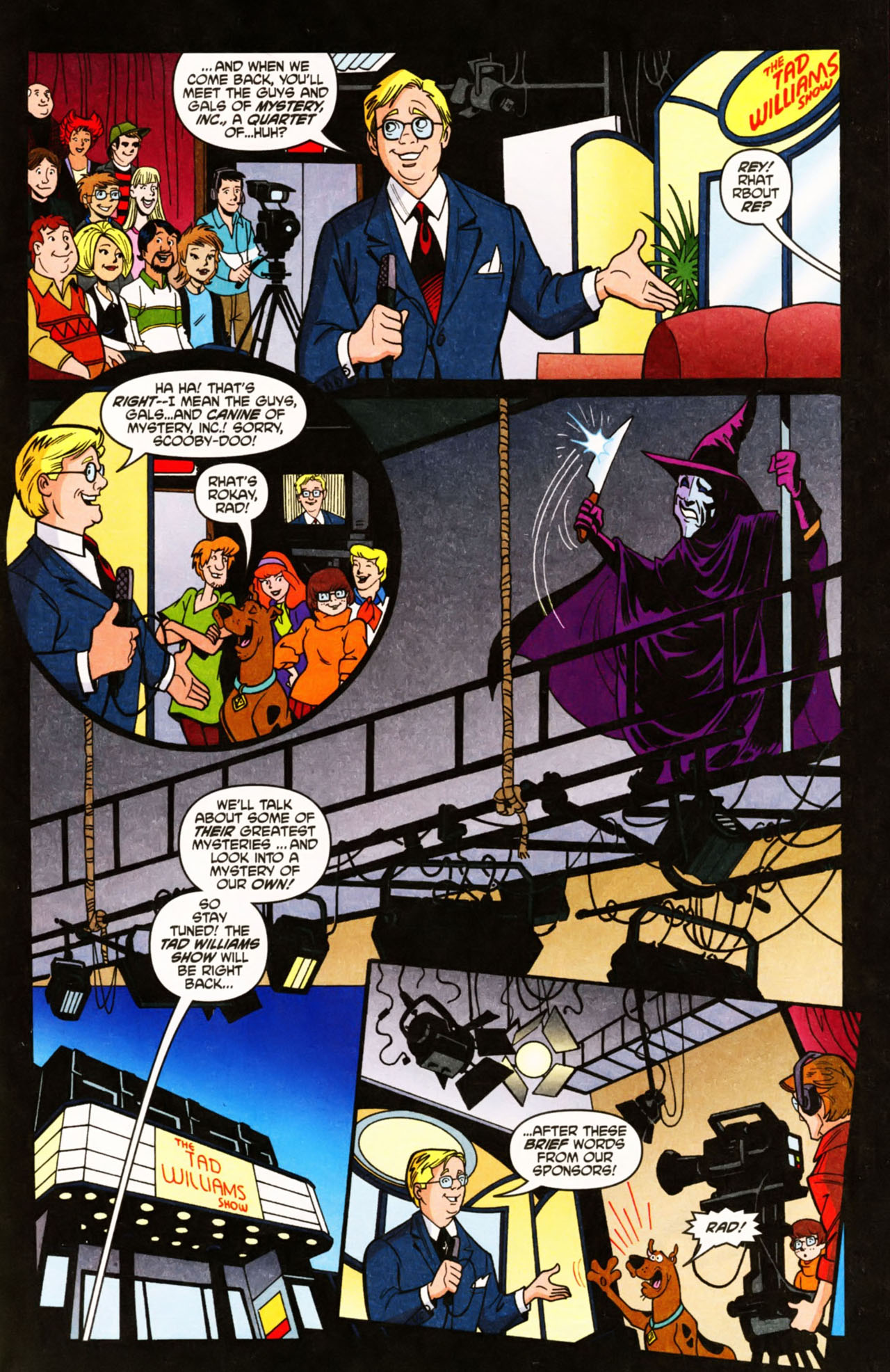 Read online Scooby-Doo (1997) comic -  Issue #153 - 2