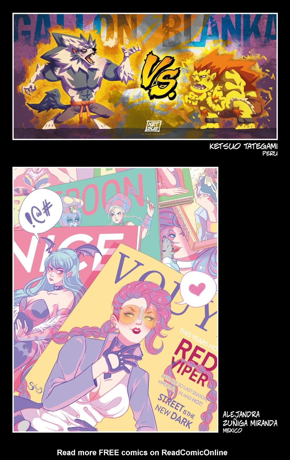 Street Fighter VS Darkstalkers Issue #1 #2 - English 26