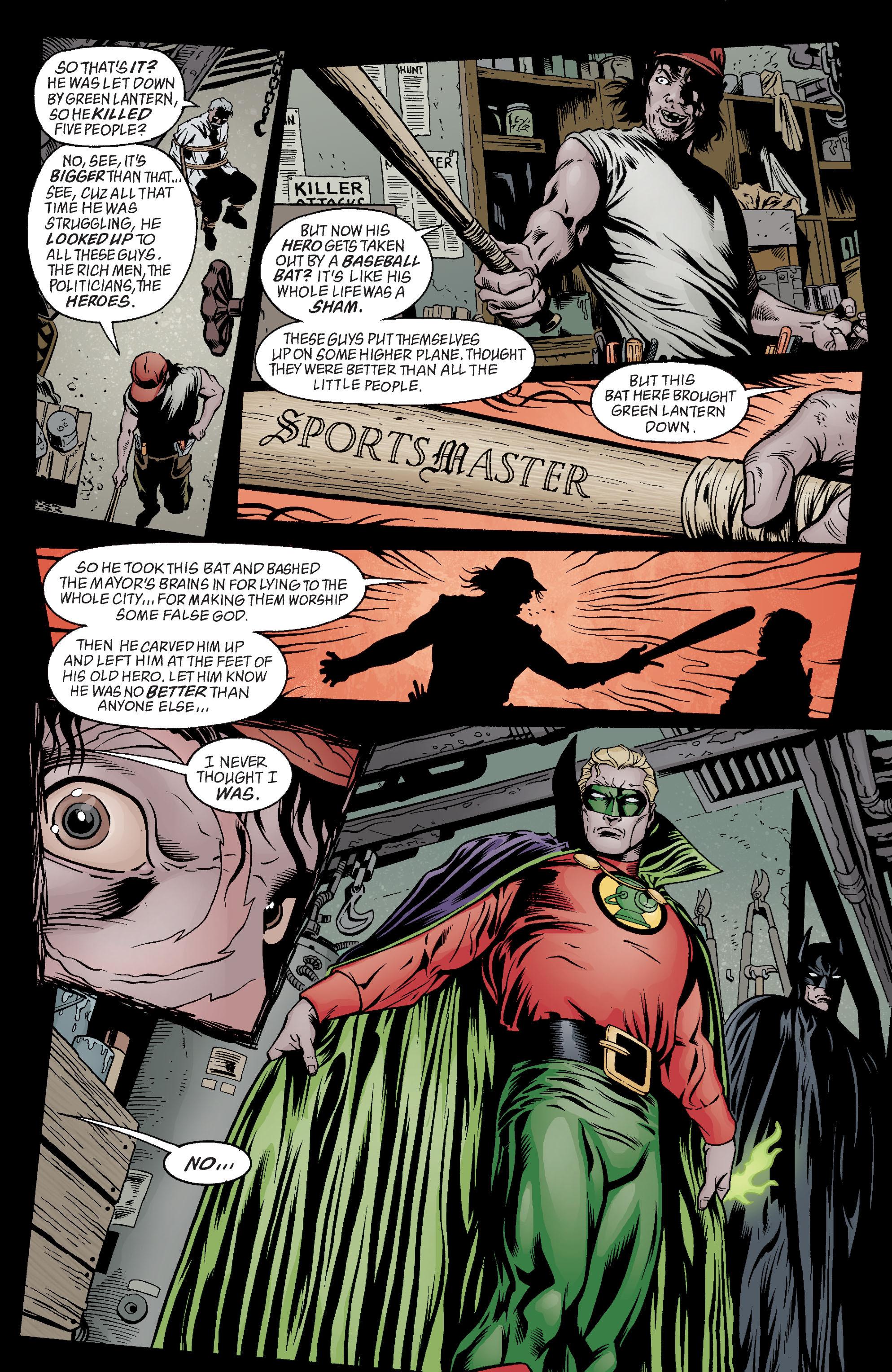 Batman: The Man Who Laughs chap 1 pic 136