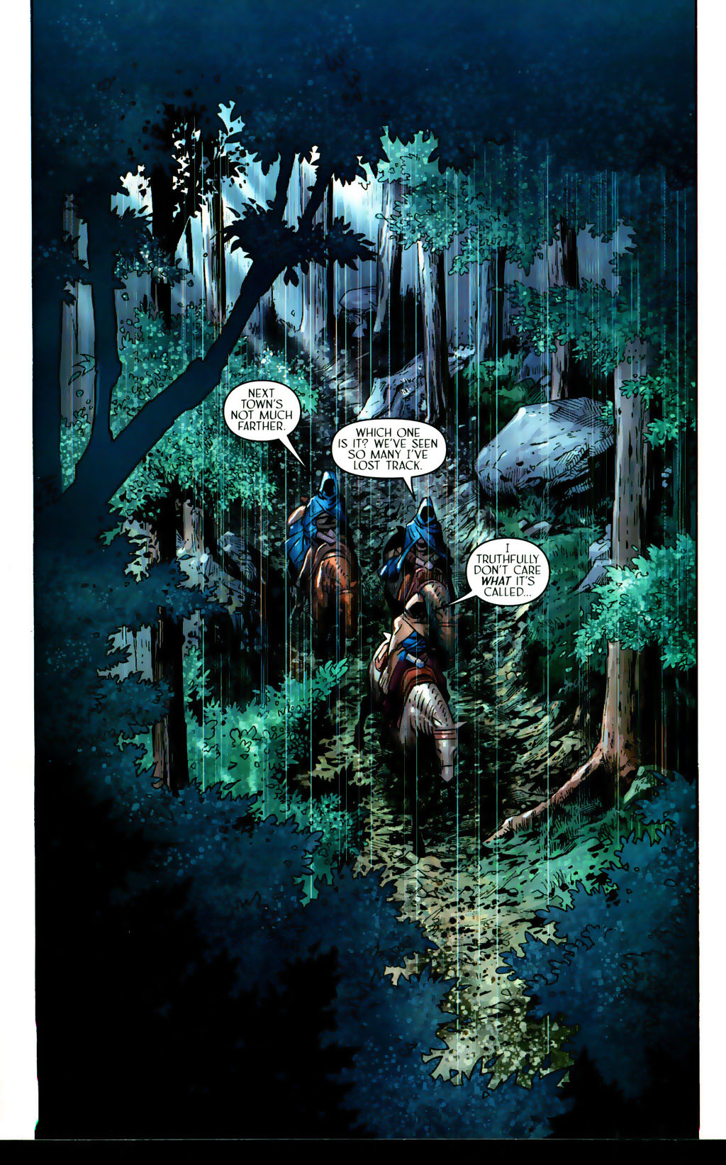 Read online Scion comic -  Issue #38 - 3