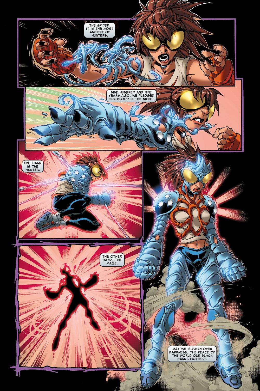 Read online Amazing Fantasy (2004) comic -  Issue #6 - 15
