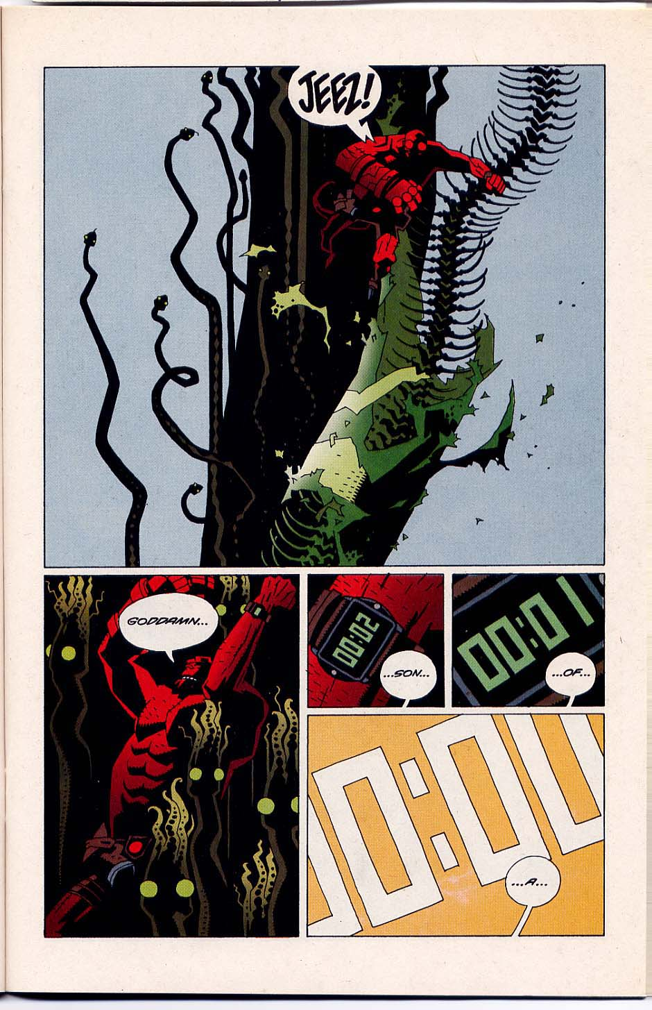 Hellboy: Wake the Devil Issue #4 #4 - English 11