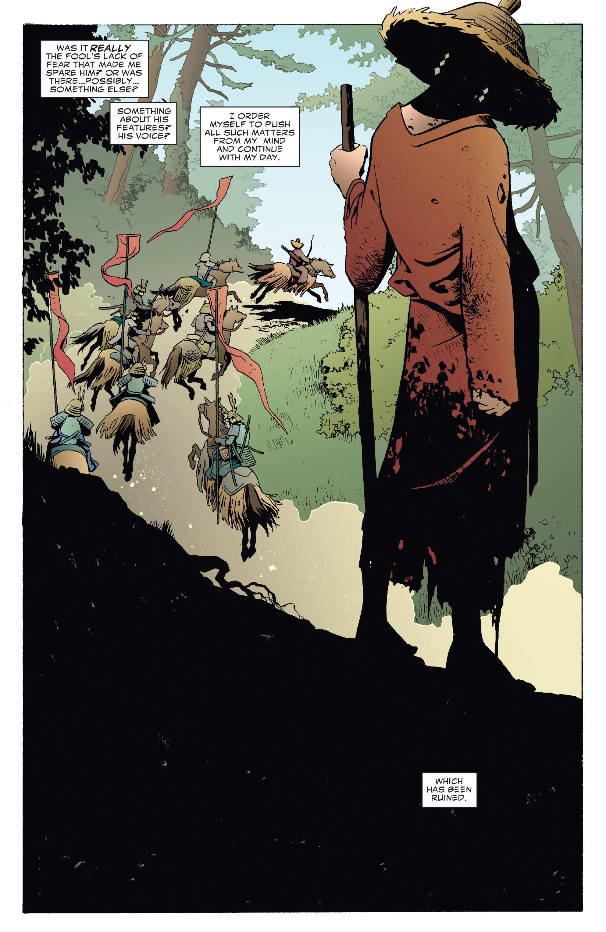5 Ronin (2011) 5 Page 5