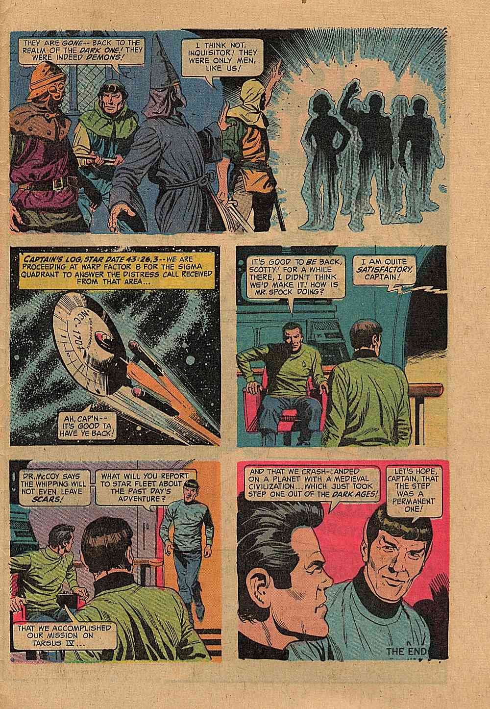 Star Trek (1967) Issue #16 #16 - English 26