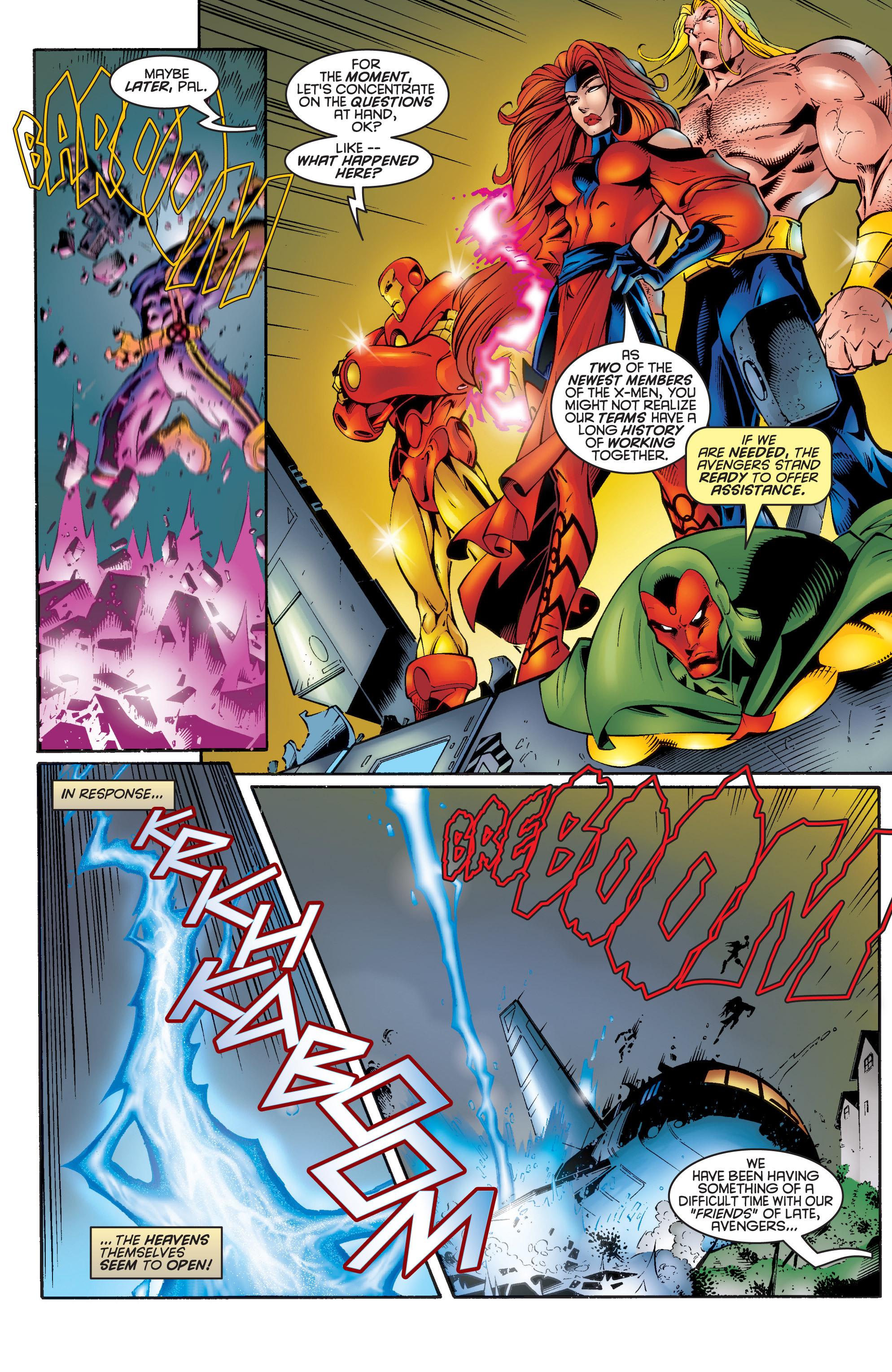 Uncanny X-Men (1963) 335 Page 7