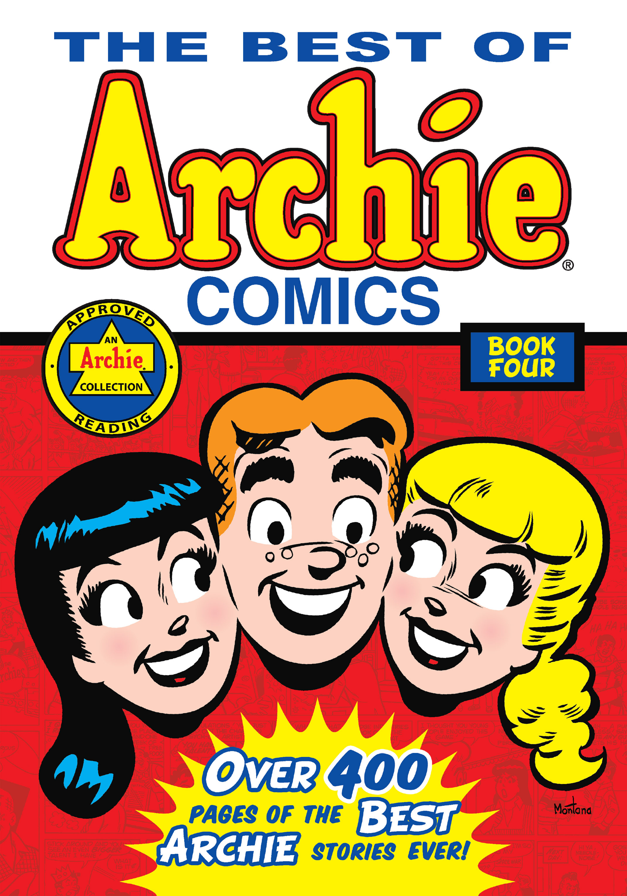 Read online The Best of Archie Comics comic -  Issue # TPB 4 (Part 1) - 1