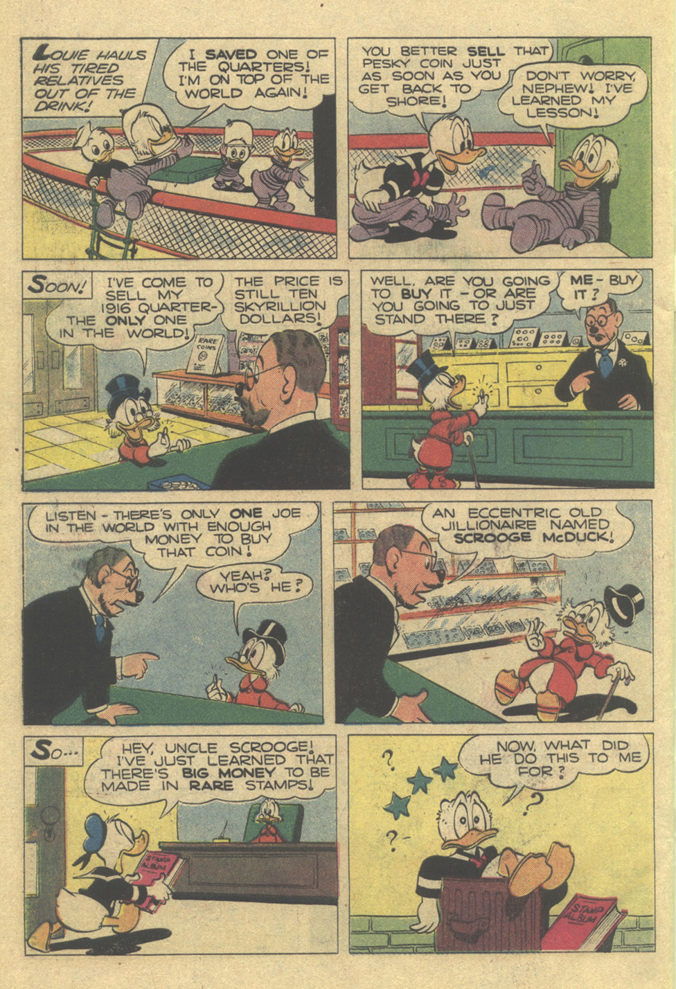 Uncle Scrooge (1953) Issue #189 #189 - English 34