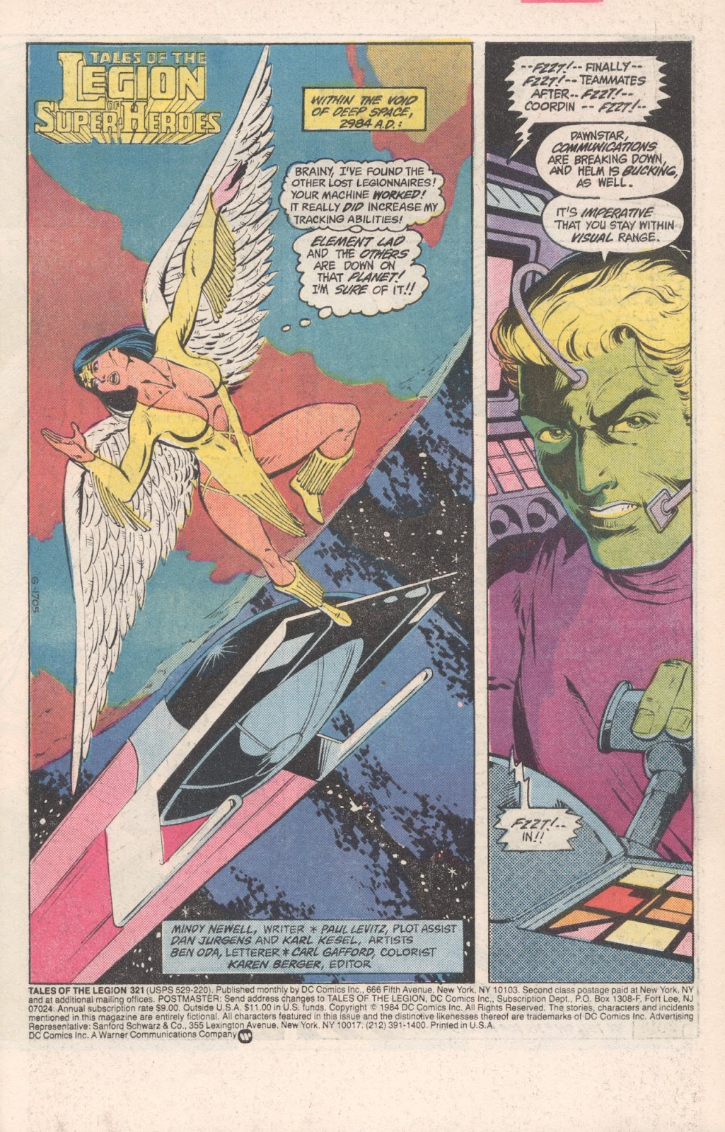 Tales of the Legion Issue #321 #8 - English 2