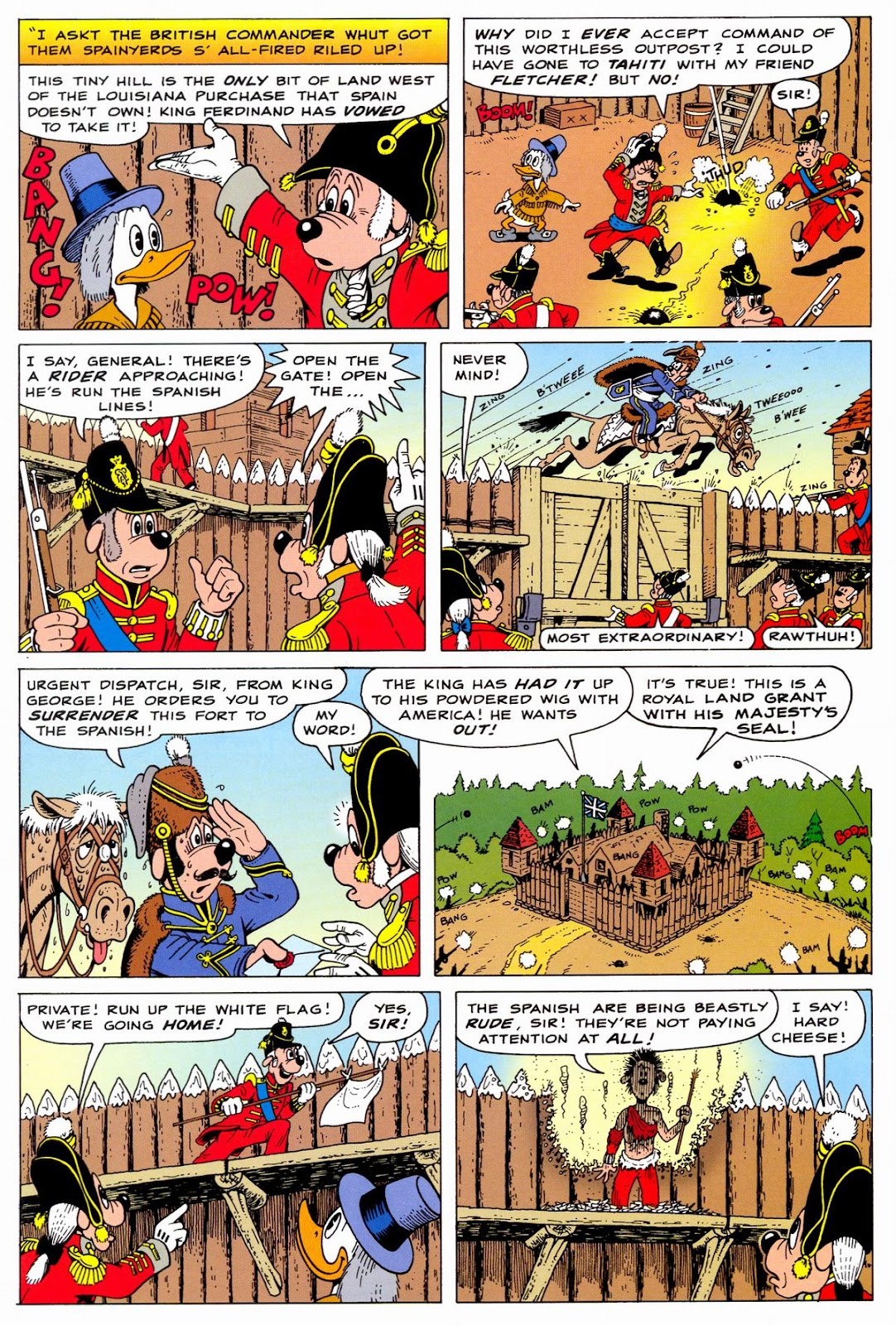 Uncle Scrooge (1953) Issue #331 #331 - English 8