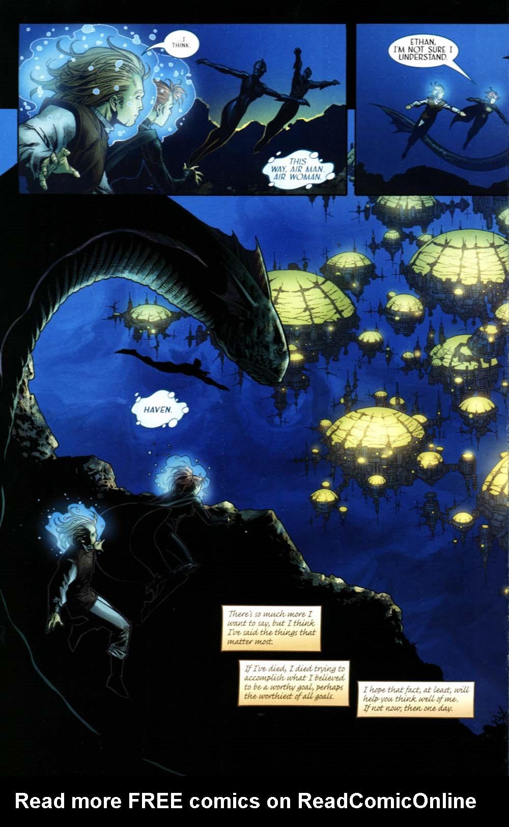 Read online Scion comic -  Issue #20 - 20