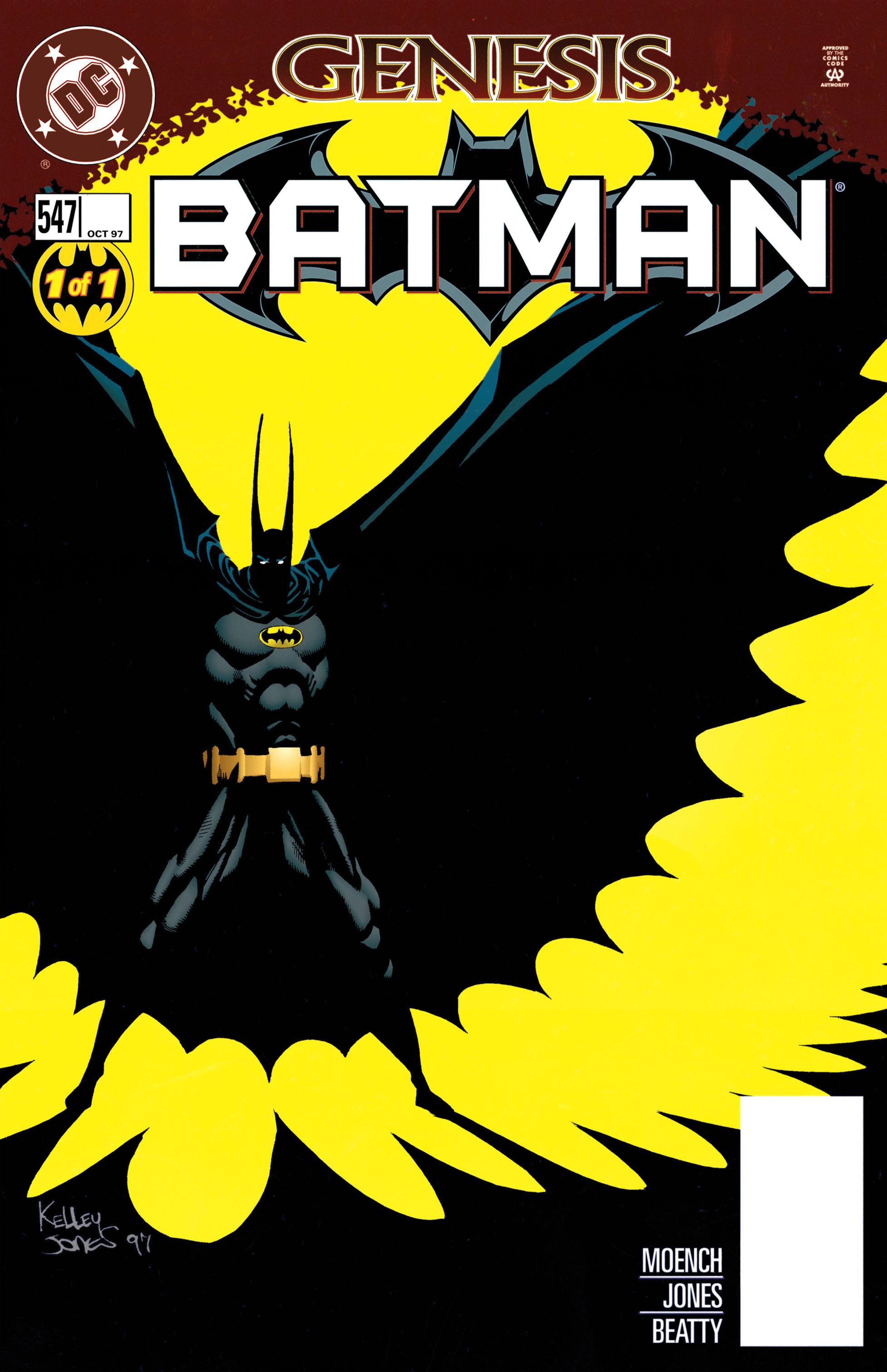Batman (1940) 547 Page 1